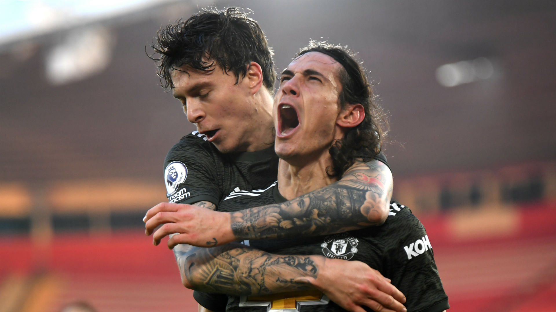 Southampton 2-3 Manchester United: Instrumental Cavani inspires comeback