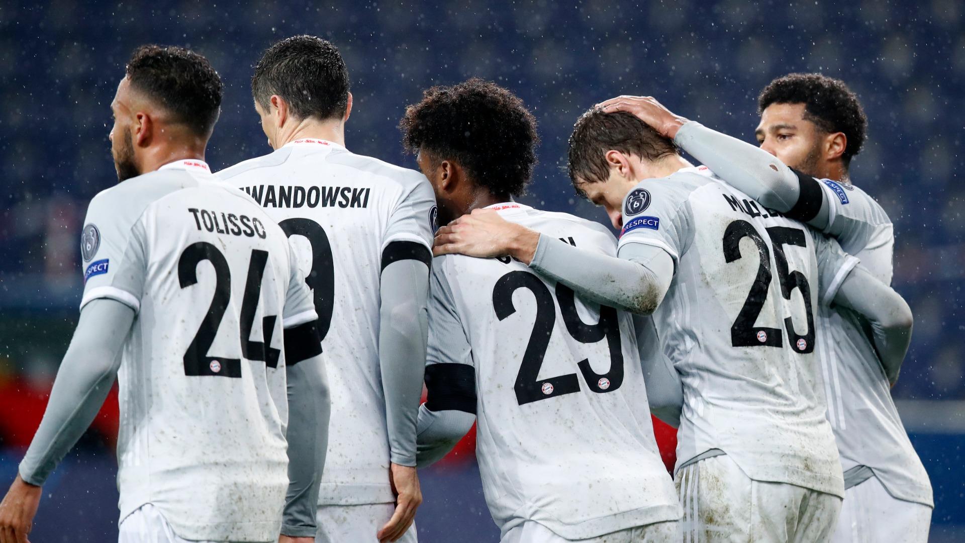 Salzburg 2-6 Bayern Munich: Lewandowski nets twice as late flurry keeps champions perfect