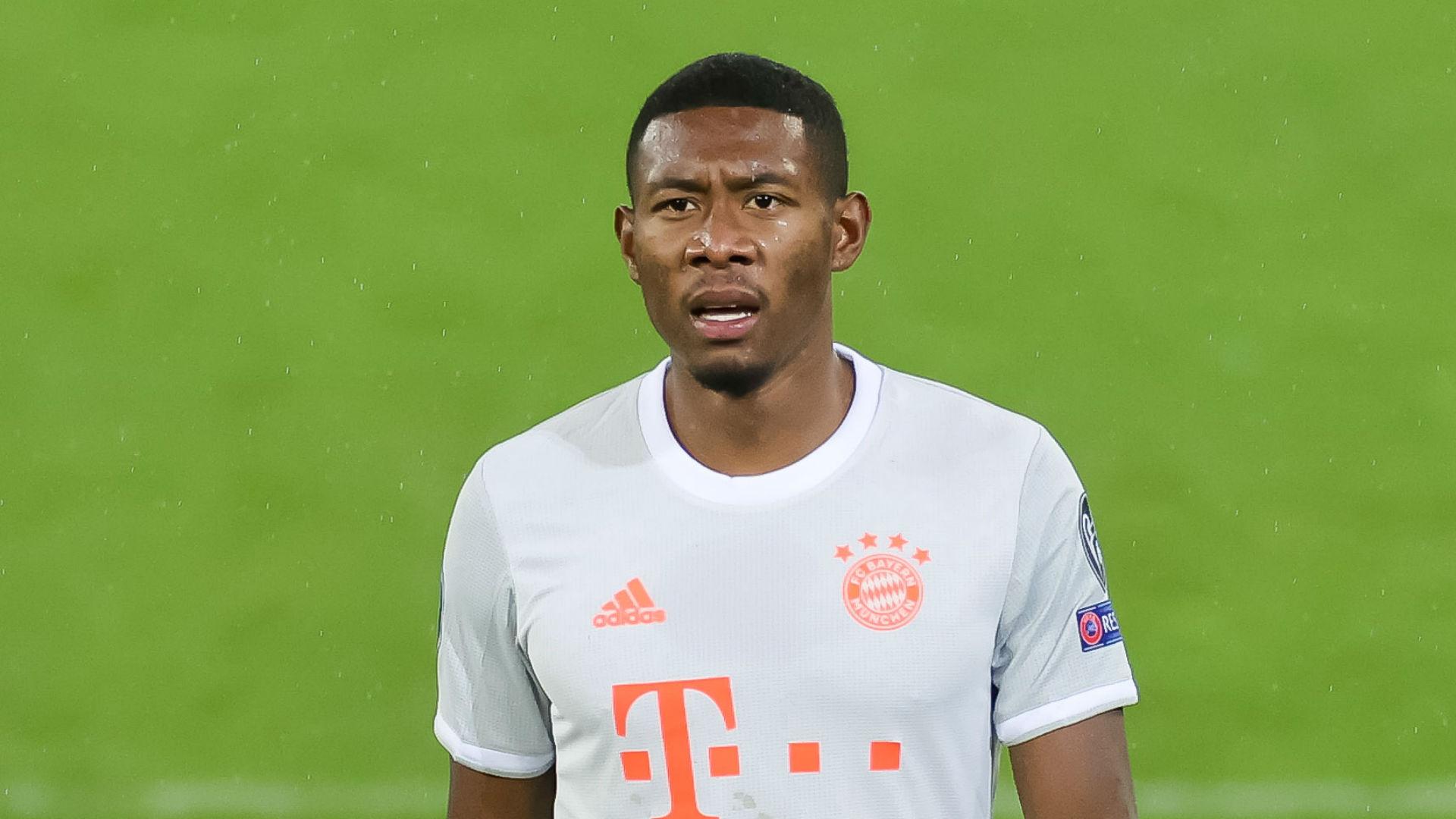 Bayern must assume Alaba will leave - Salihamidzic