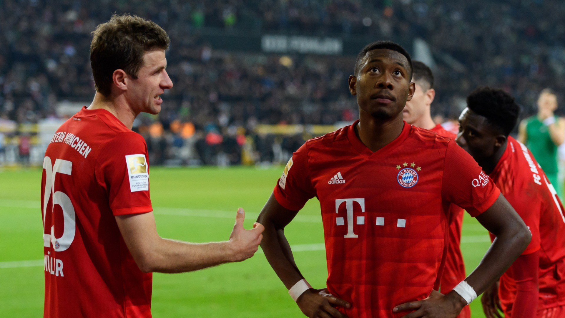 FC Hollywood are back! Watch Alaba drama live, jokes Muller