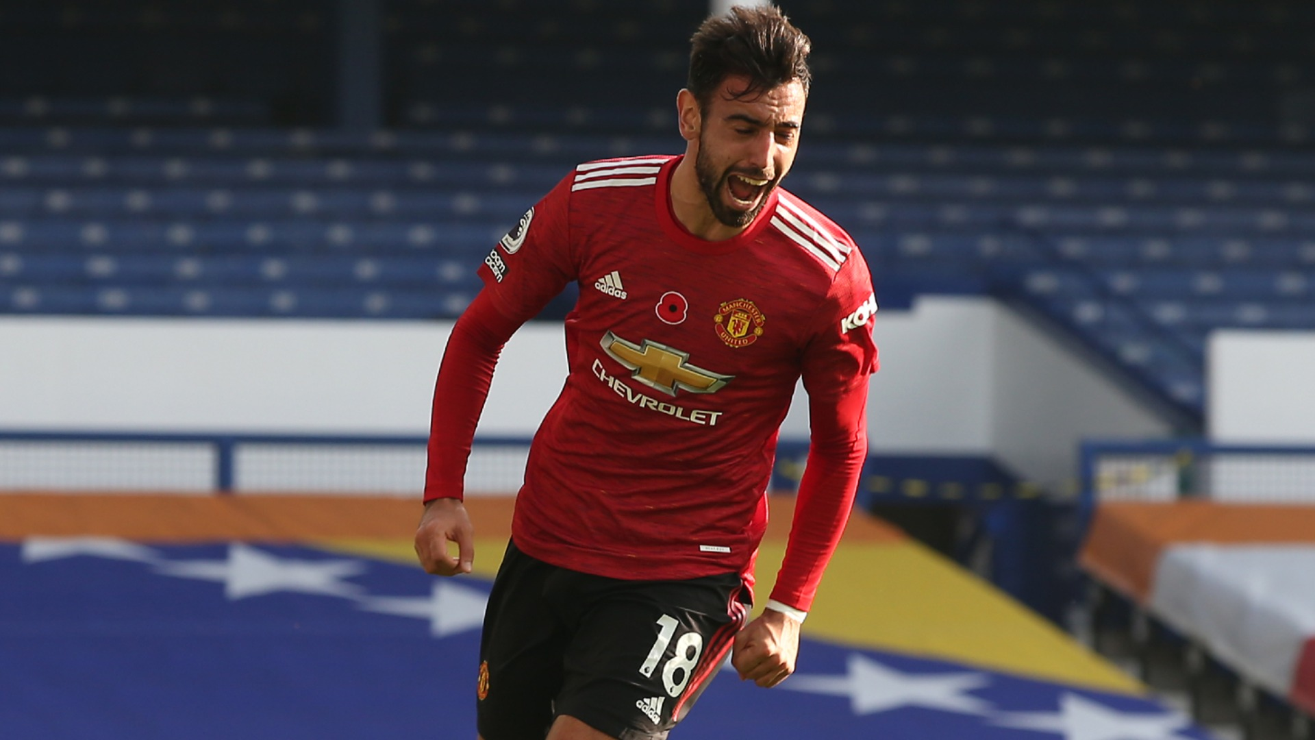 Everton 1 3 Manchester United Fernandes Leads Solskjaer To Valuable Victory Epl News Stadium Astro