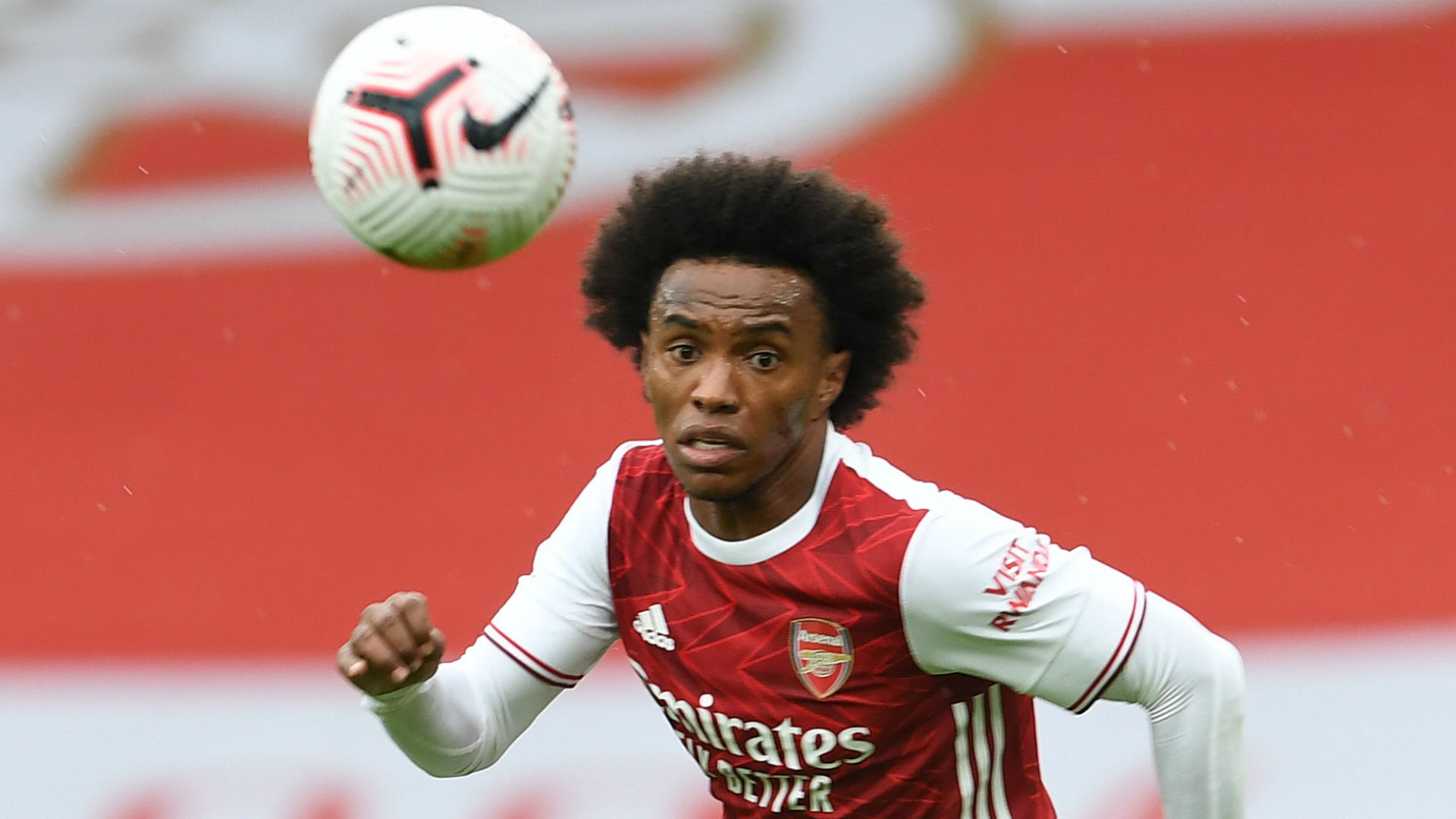Arteta confident Arsenal will soon see the best of Willian