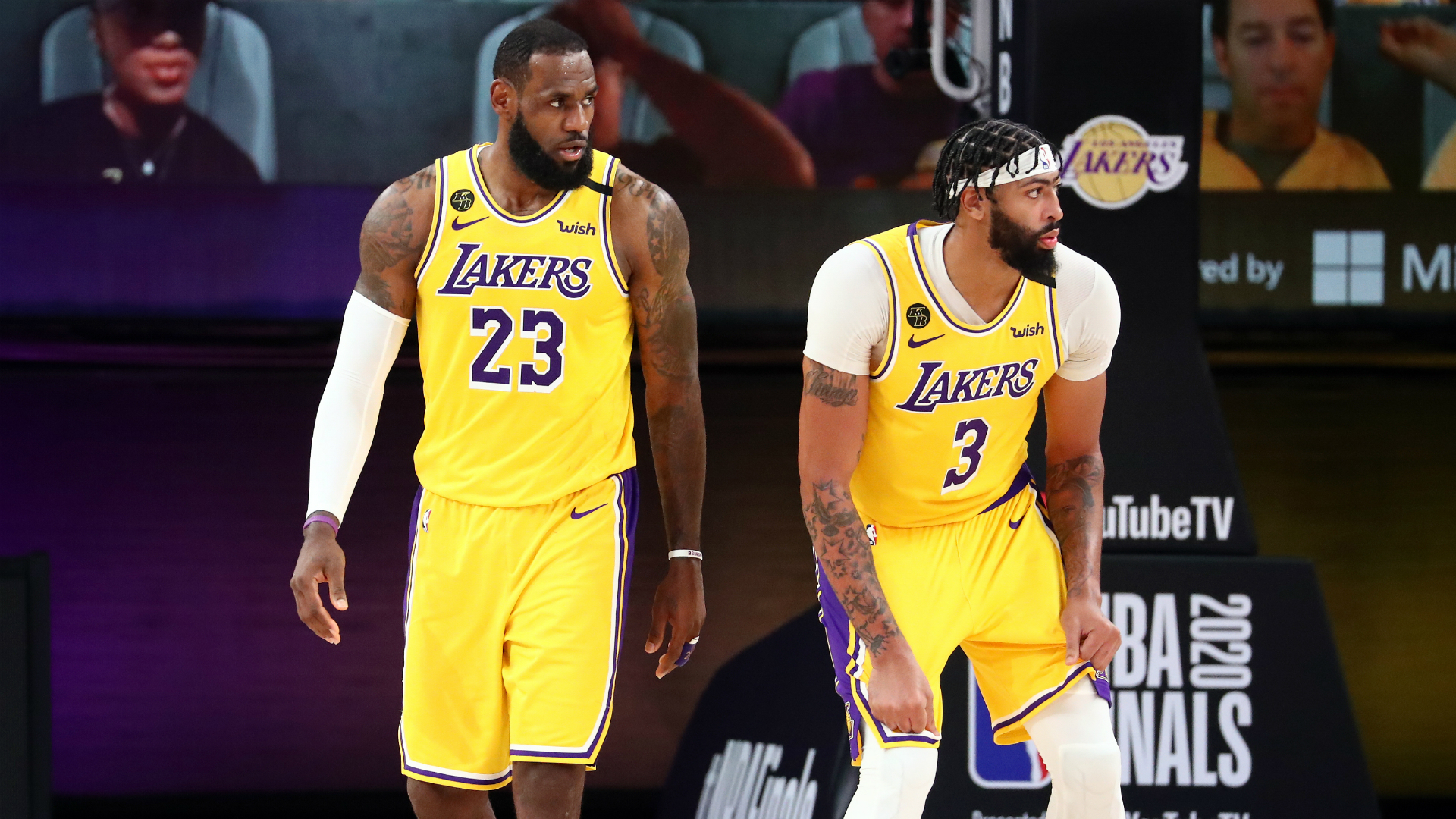 NBA Finals: We've got LeBron but Anthony Davis is the best in the world - Lakers' Markieff Morris