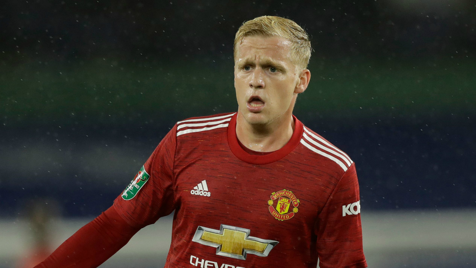 I love playing with him - Mata hails 'very clever' Van de Beek for assist in Man Utd win