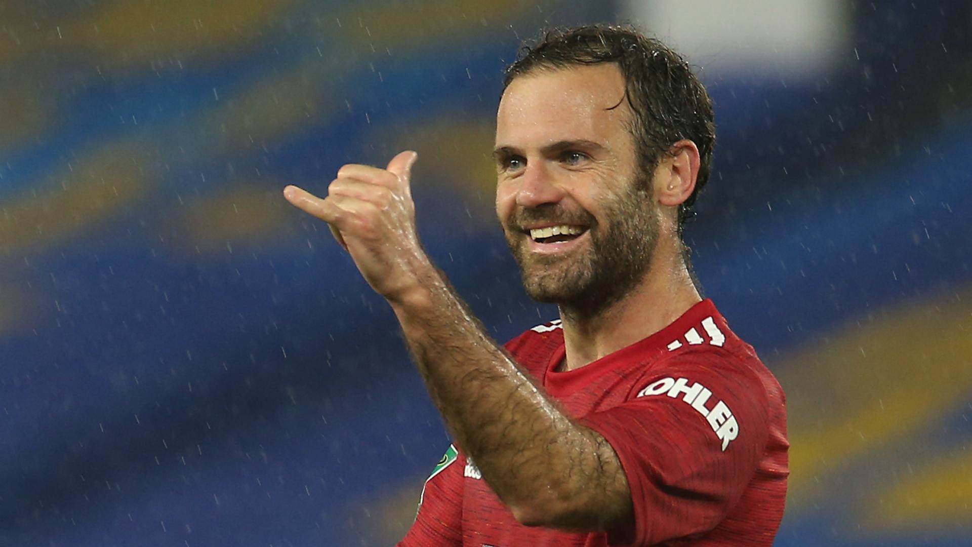 Solskjaer 'never surprised' by Mata quality as midfielder reaches 50 goals for Man Utd