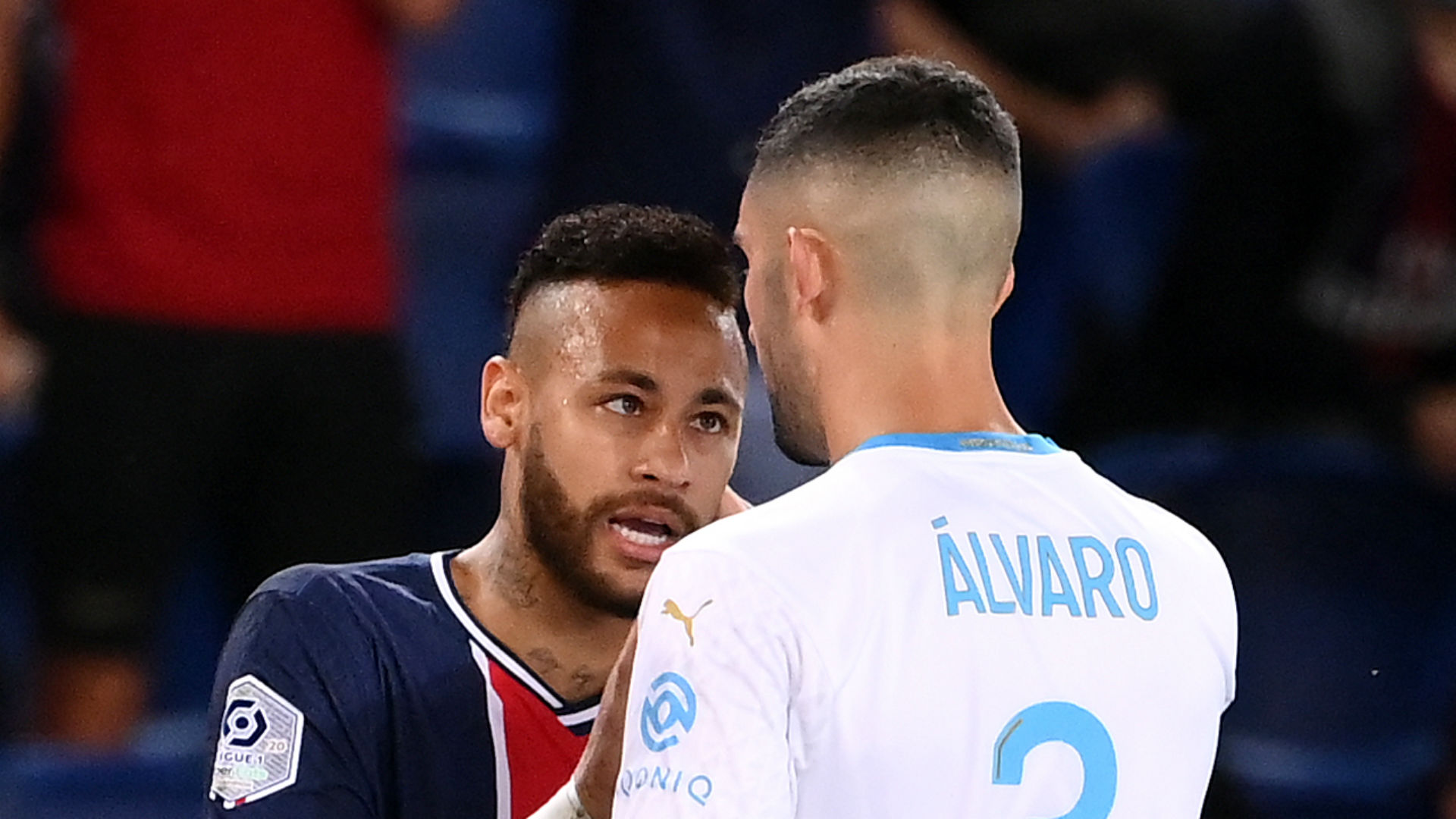 Neymar and Alvaro avoid punishment for alleged racism