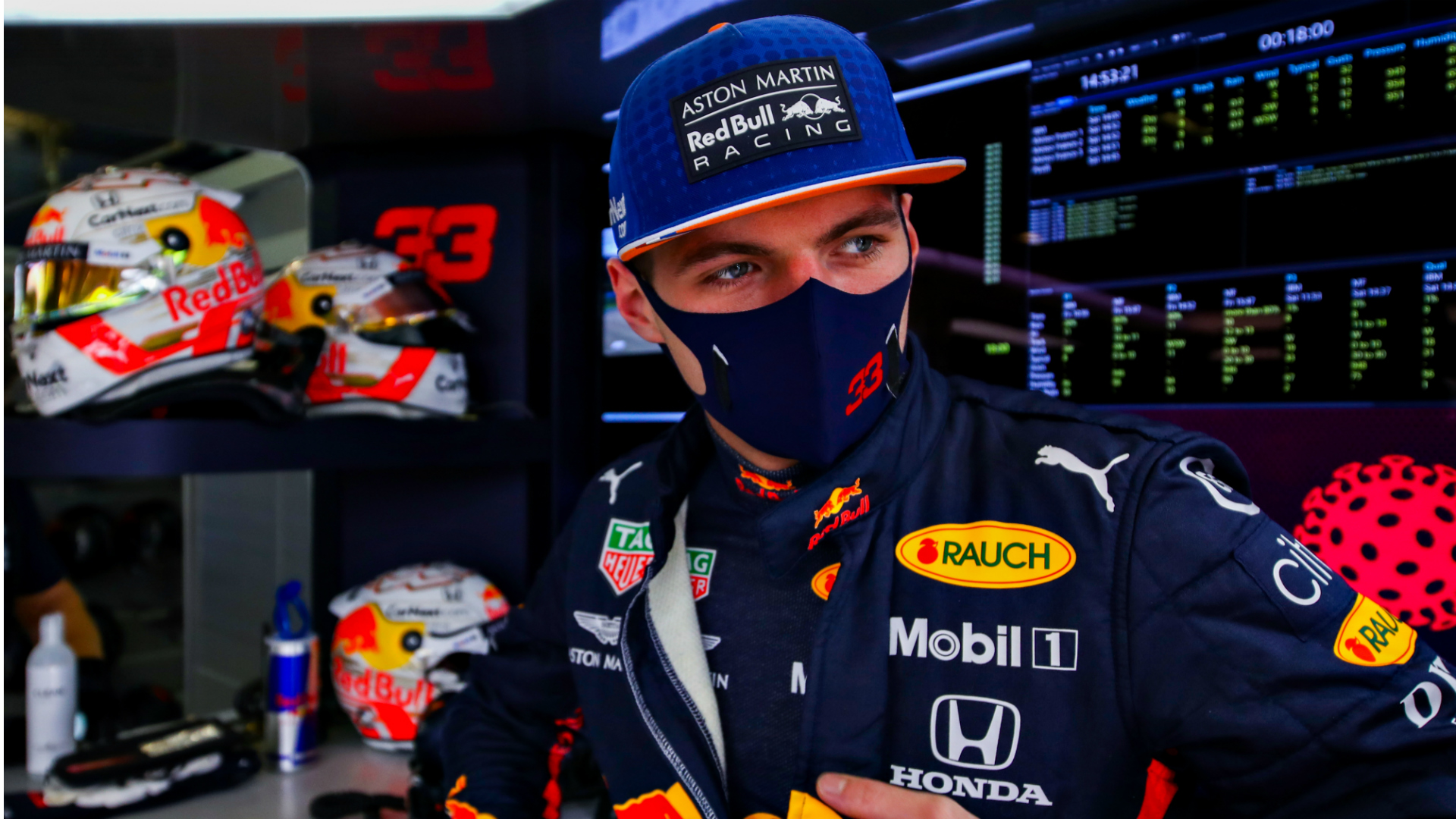 Verstappen: Red Bull getting closer to Mercedes