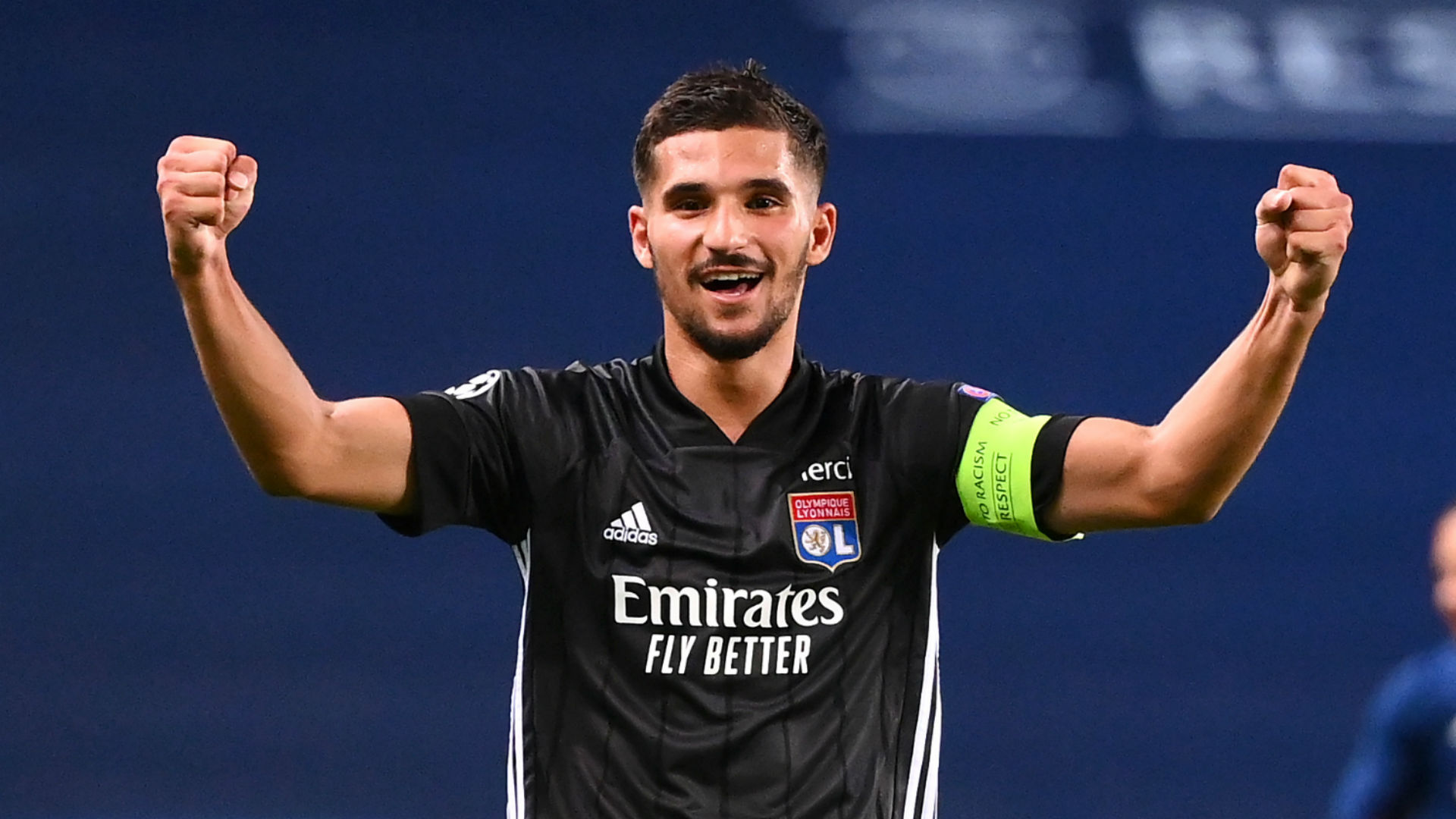 It's my club - Aouar happy to stay at Lyon despite Arsenal links