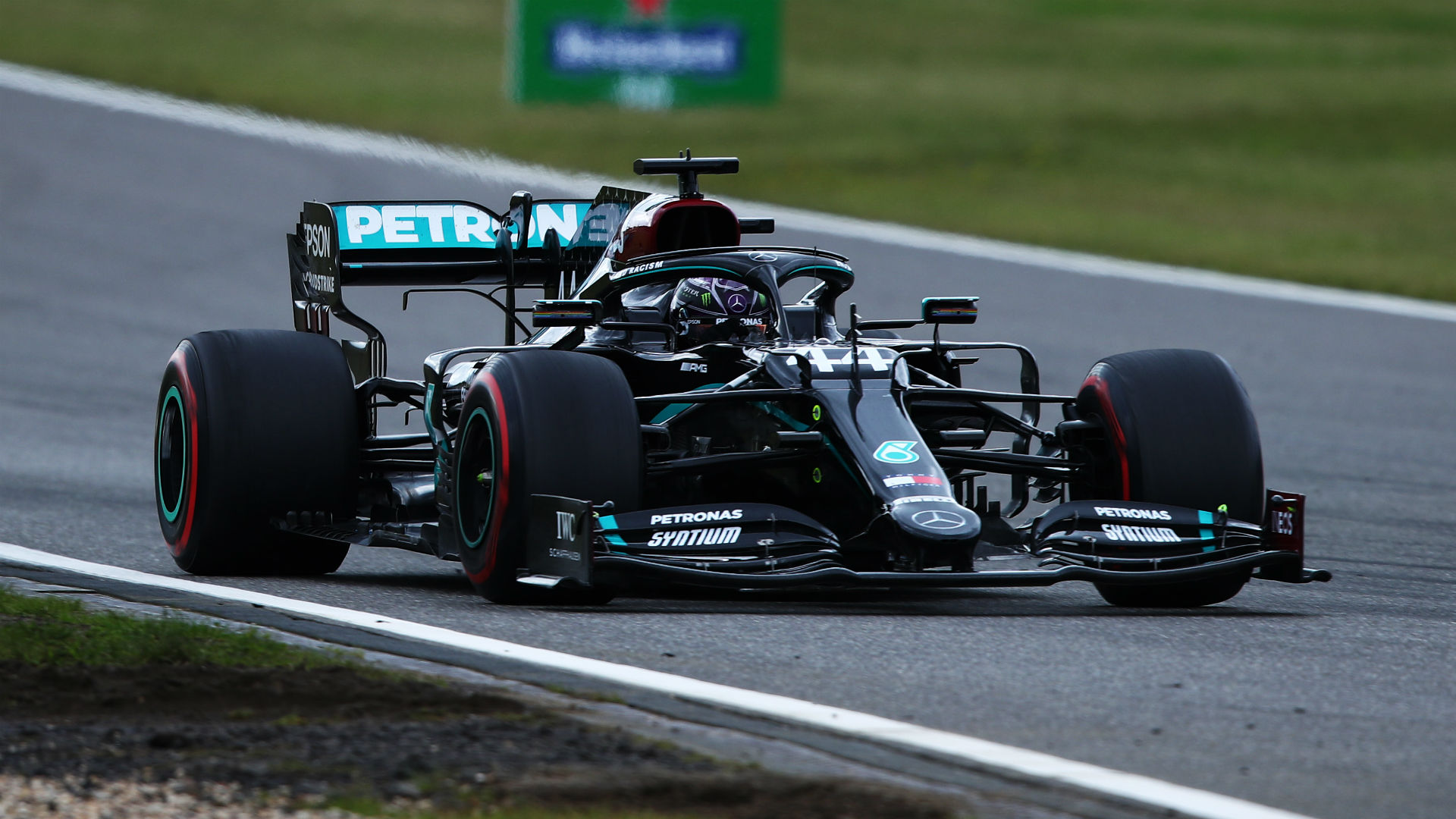 F1 2020: Record-equalling Hamilton moves level with Schumacher's wins total at Eifel GP