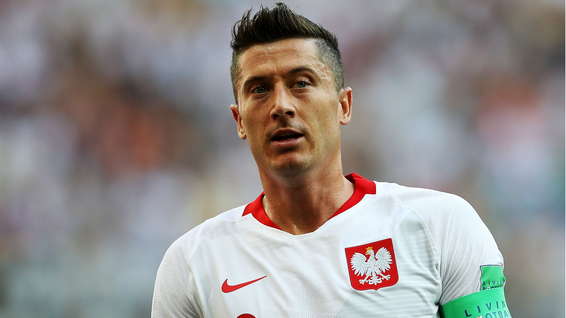Mancini hails Lewandowski as one of world's best and defends Immobile's Italy record