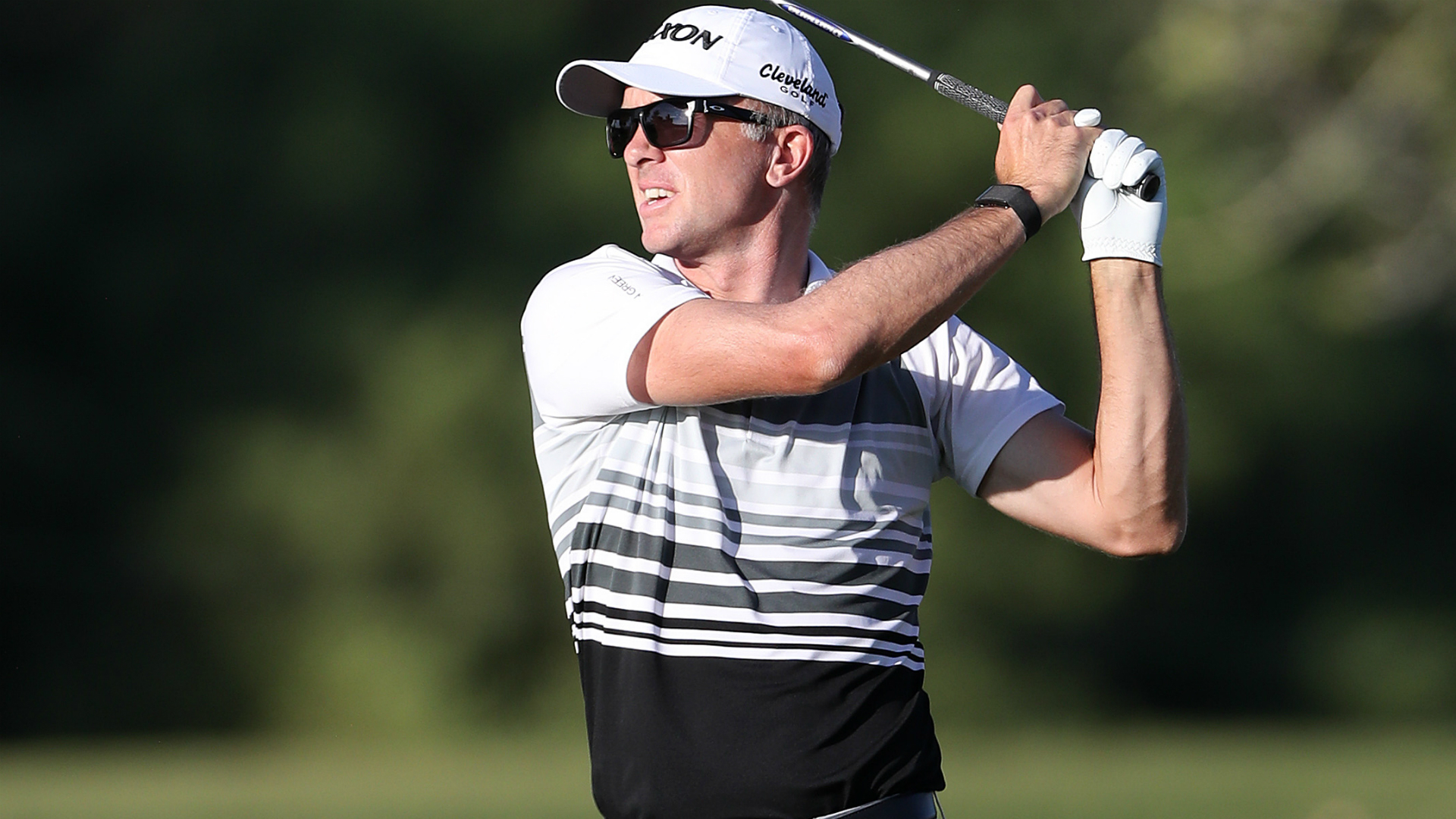 Laird and Cantlay lead Shriners as DeChambeau falls
