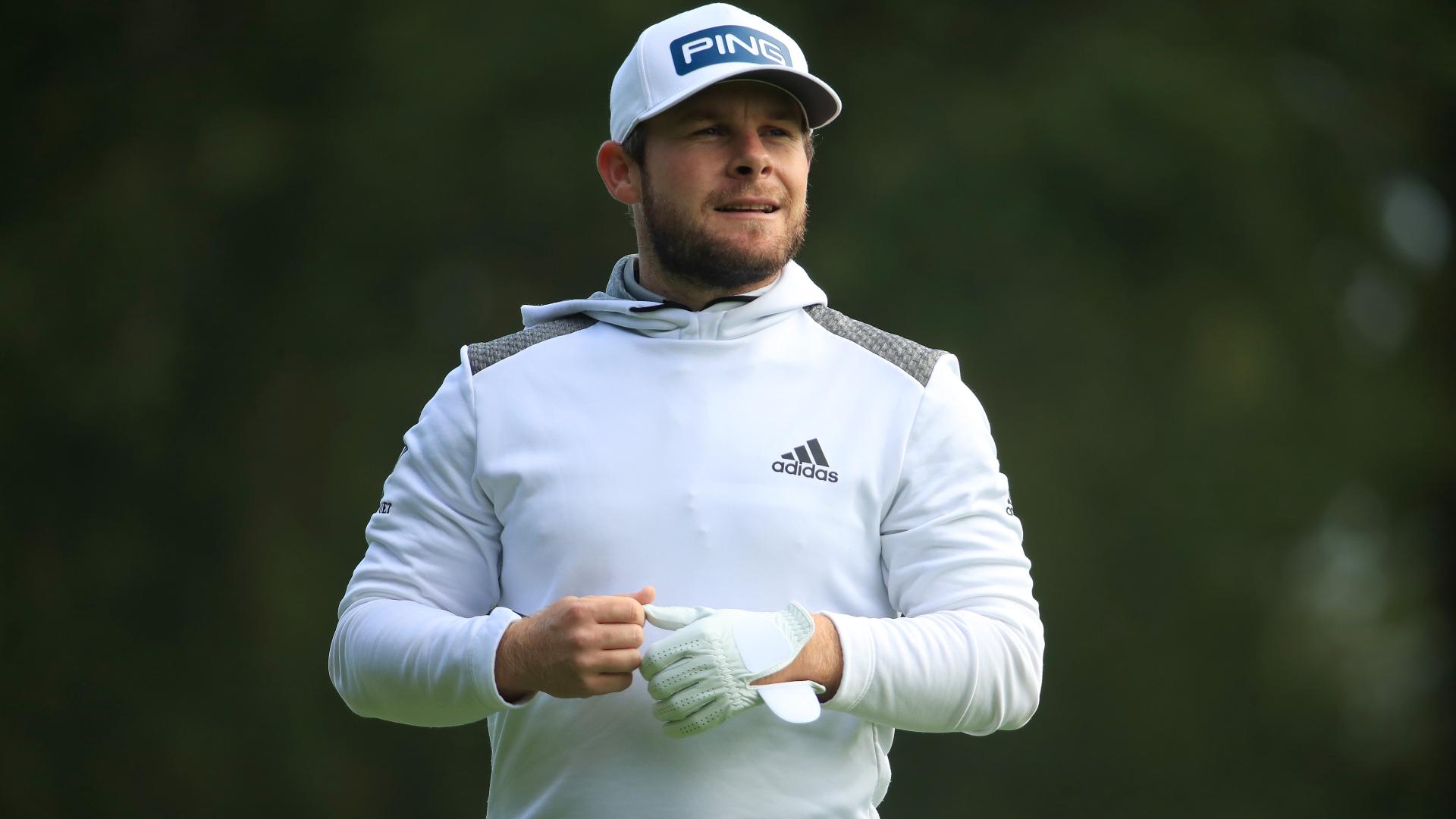 Hatton takes three-shot lead into final round of BMW PGA Championship
