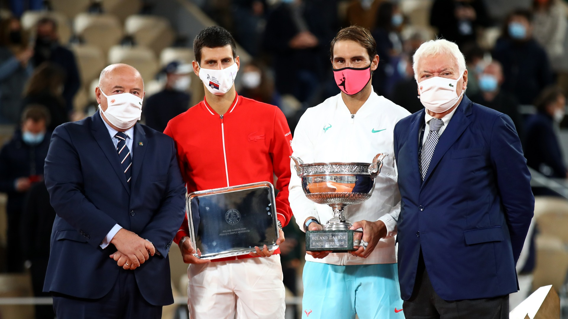 French Open 2020: Djokovic needs no excuse for losing to 'perfect' Nadal