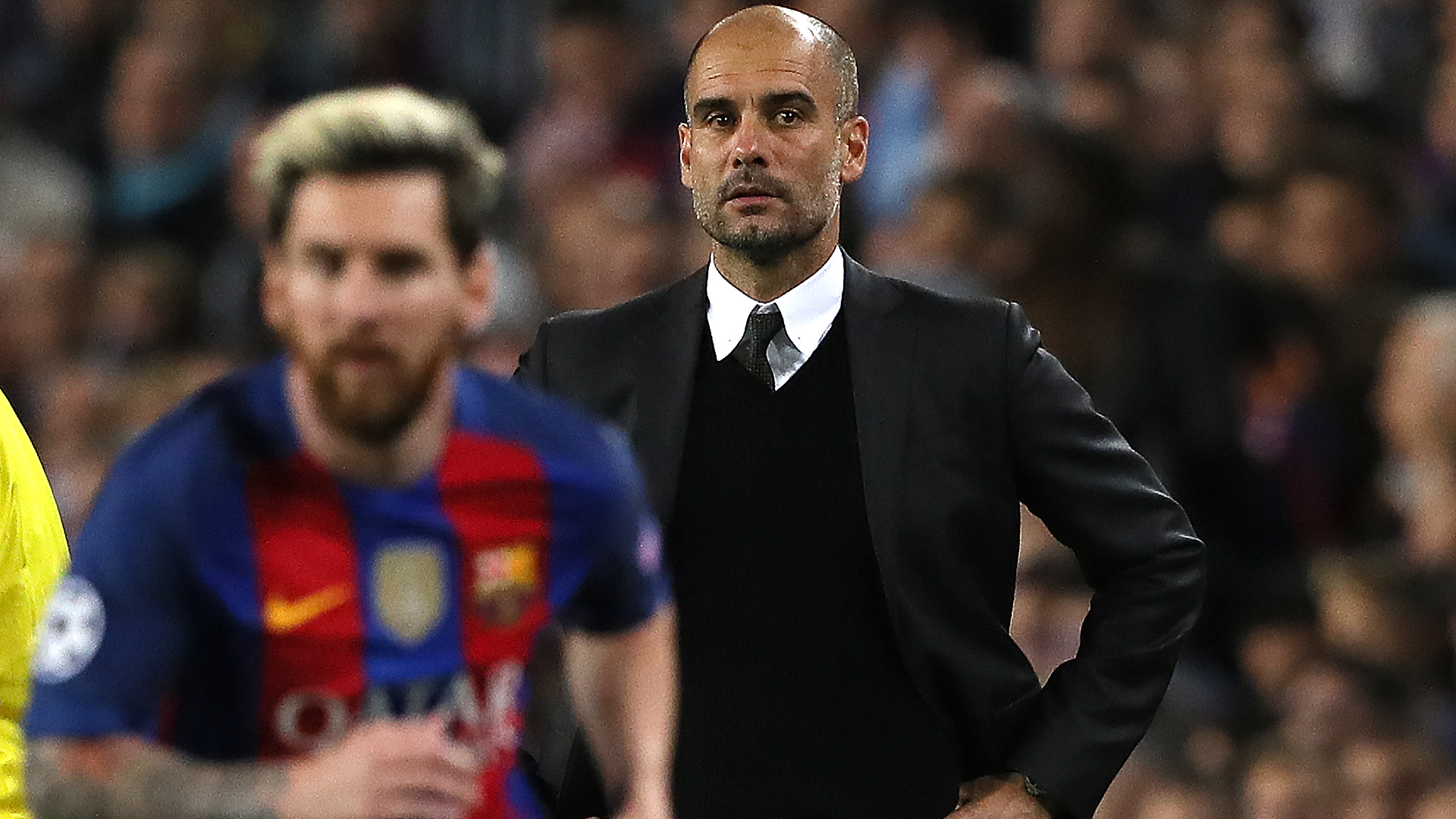 Magath slams Guardiola tactics: Messi won those Champions Leagues, not him