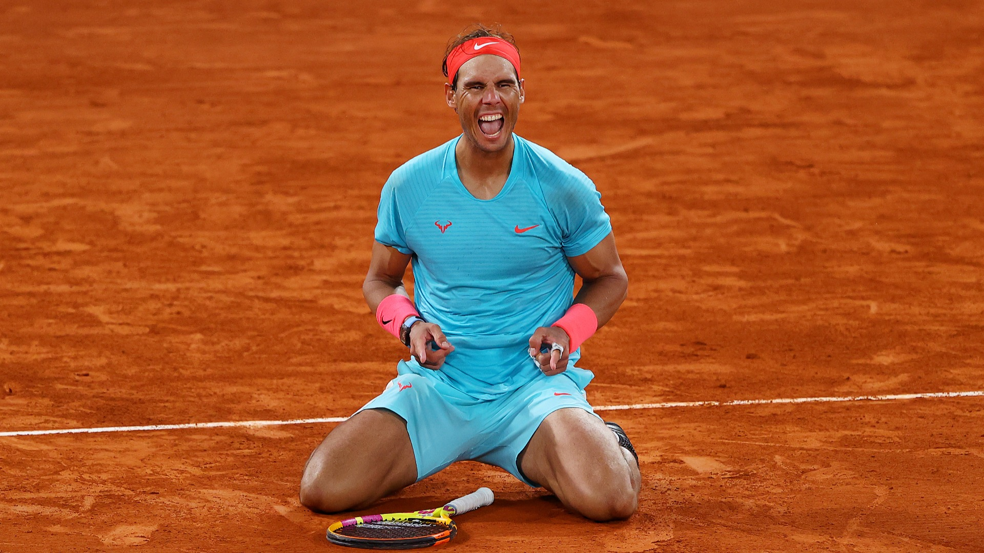 French Open 2020: Nadal delights in Roland Garros 'love story', not Federer record