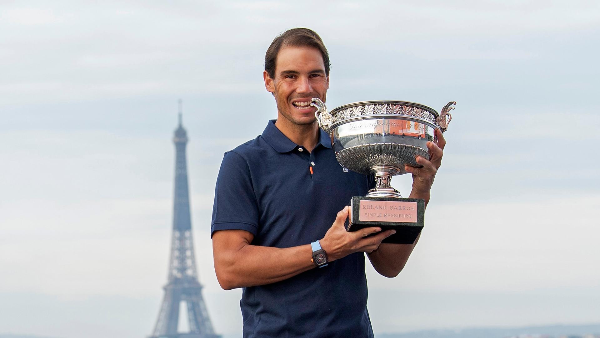 Rafael Nadal is the pride of Spain – Luis Enrique
