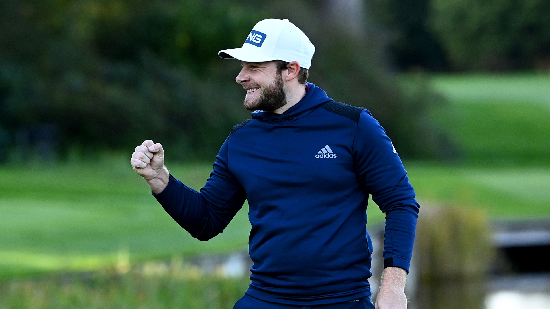 BMW PGA Championship: Hatton finishes in style to seal dream victory