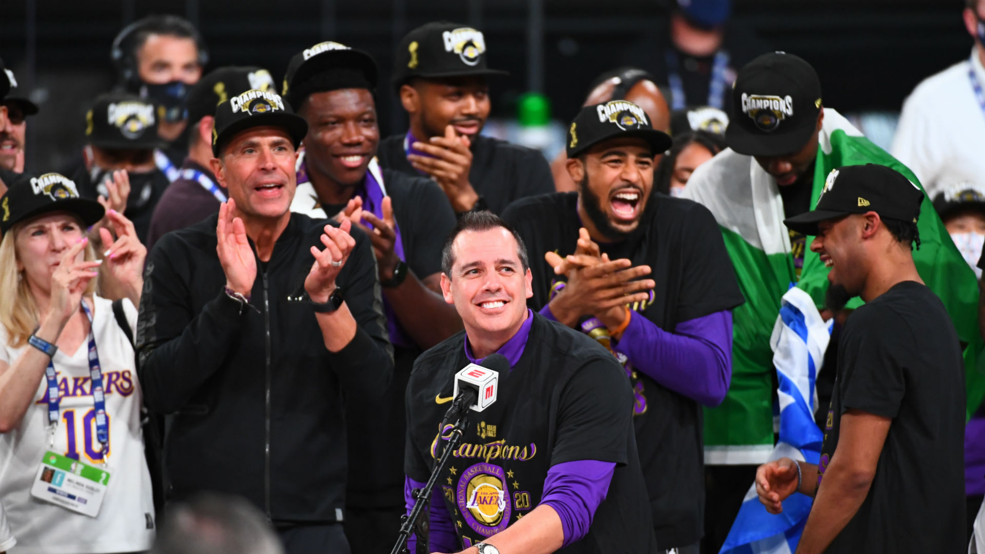 NBA Finals: Vogel lauds LeBron as 'the greatest player the basketball universe has ever seen'