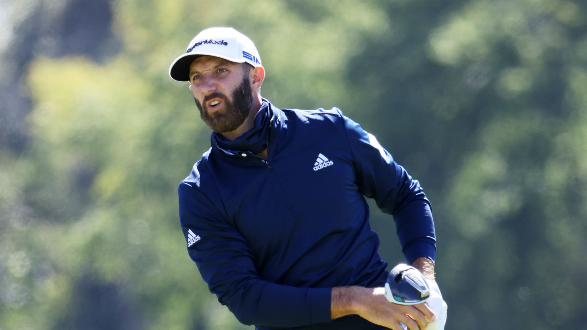 Dustin Johnson withdraws from CJ Cup after positive coronavirus test