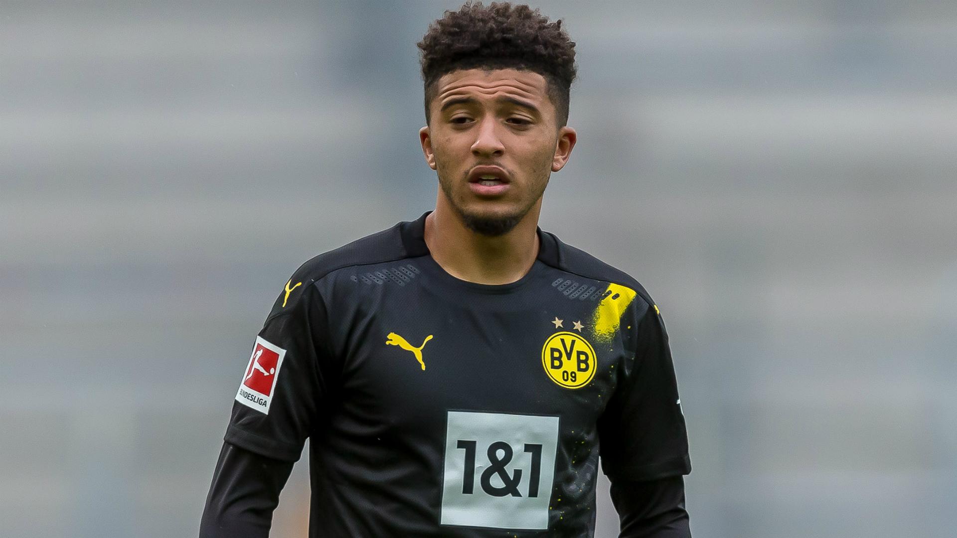 Rumour Has It: Dortmund won't sell Man Utd target Sancho in January