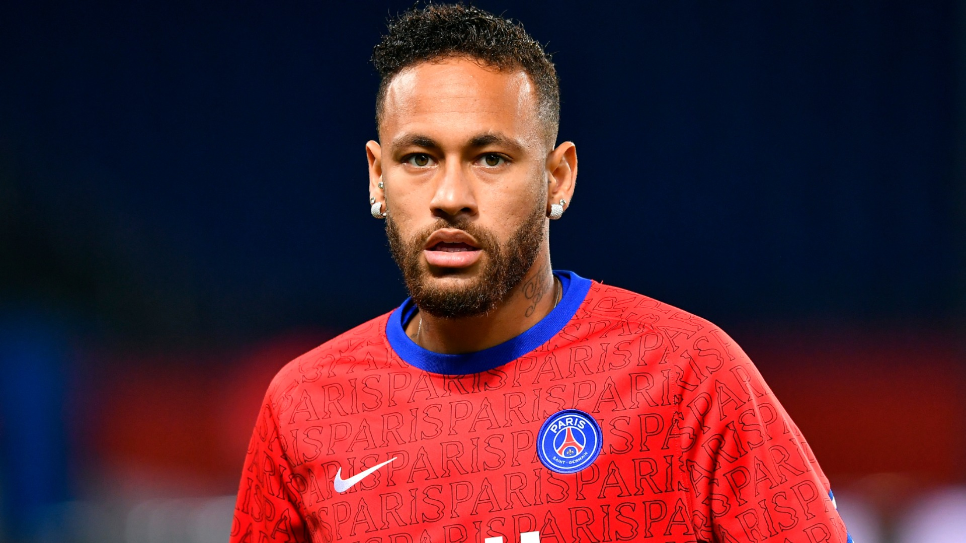 Neymar left out of PSG squad for Nimes match