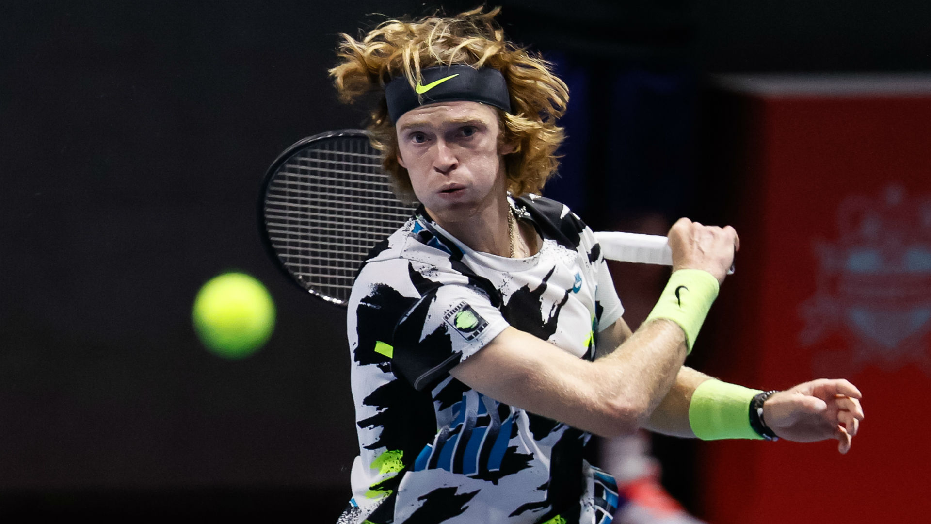 ATP Finals contenders Rublev and Shapovalov set for St Petersburg showdown