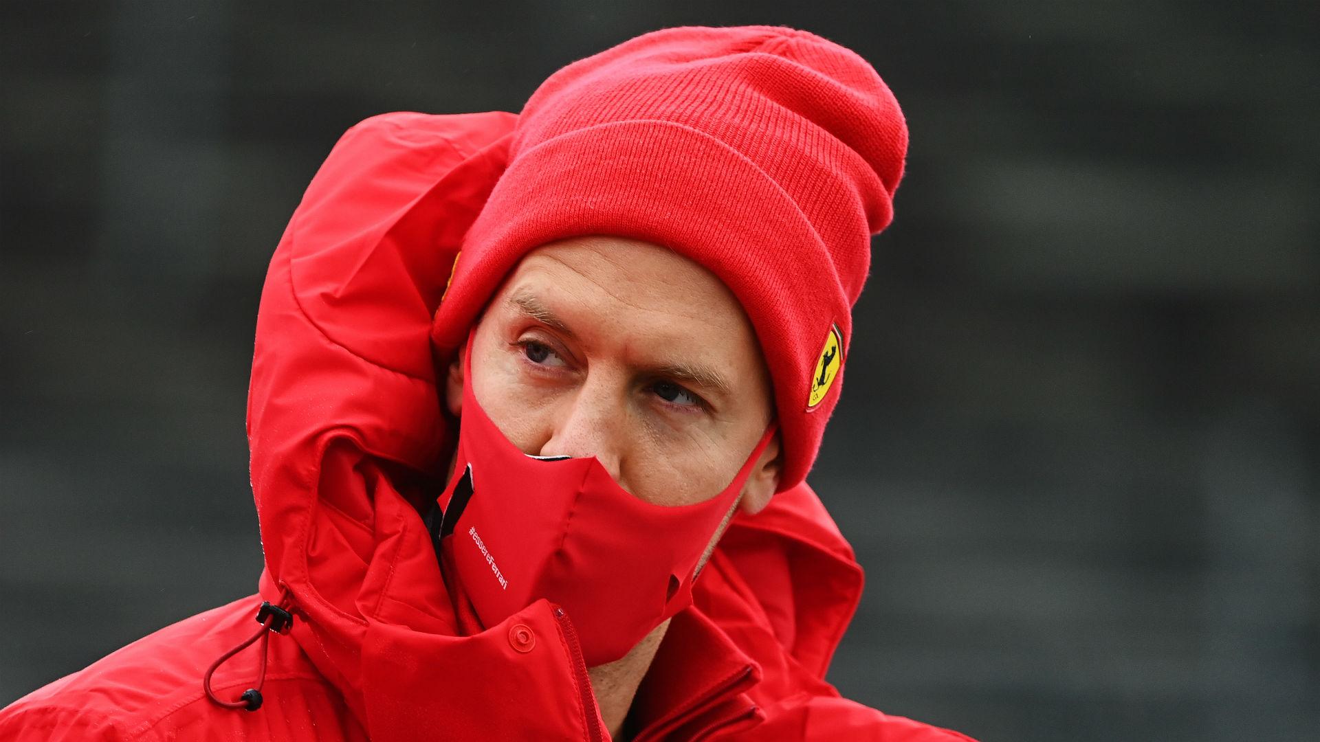 Vettel should've retired from F1 - Stewart