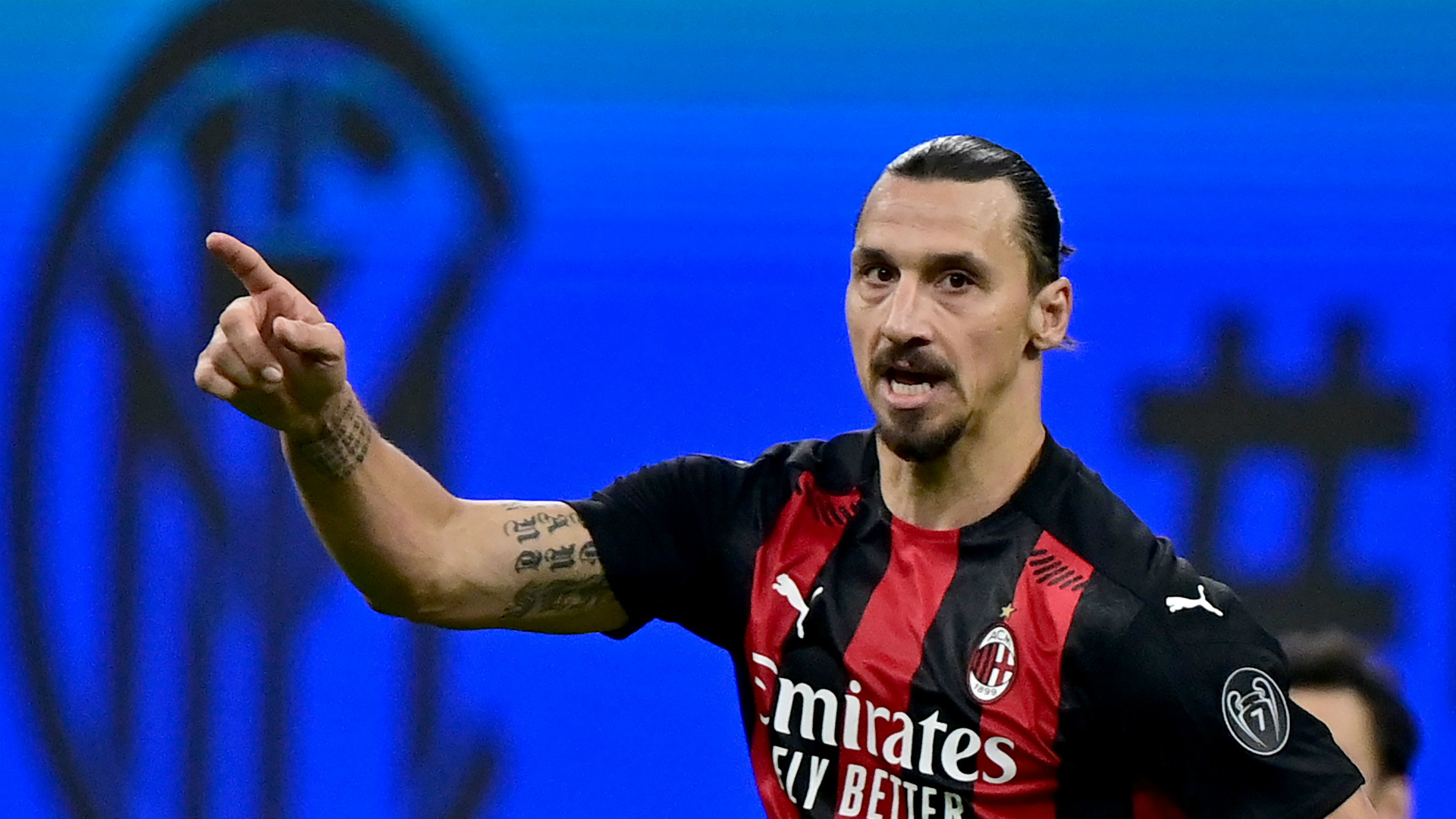 Ibrahimovic on double against Inter: They locked up the wrong animal