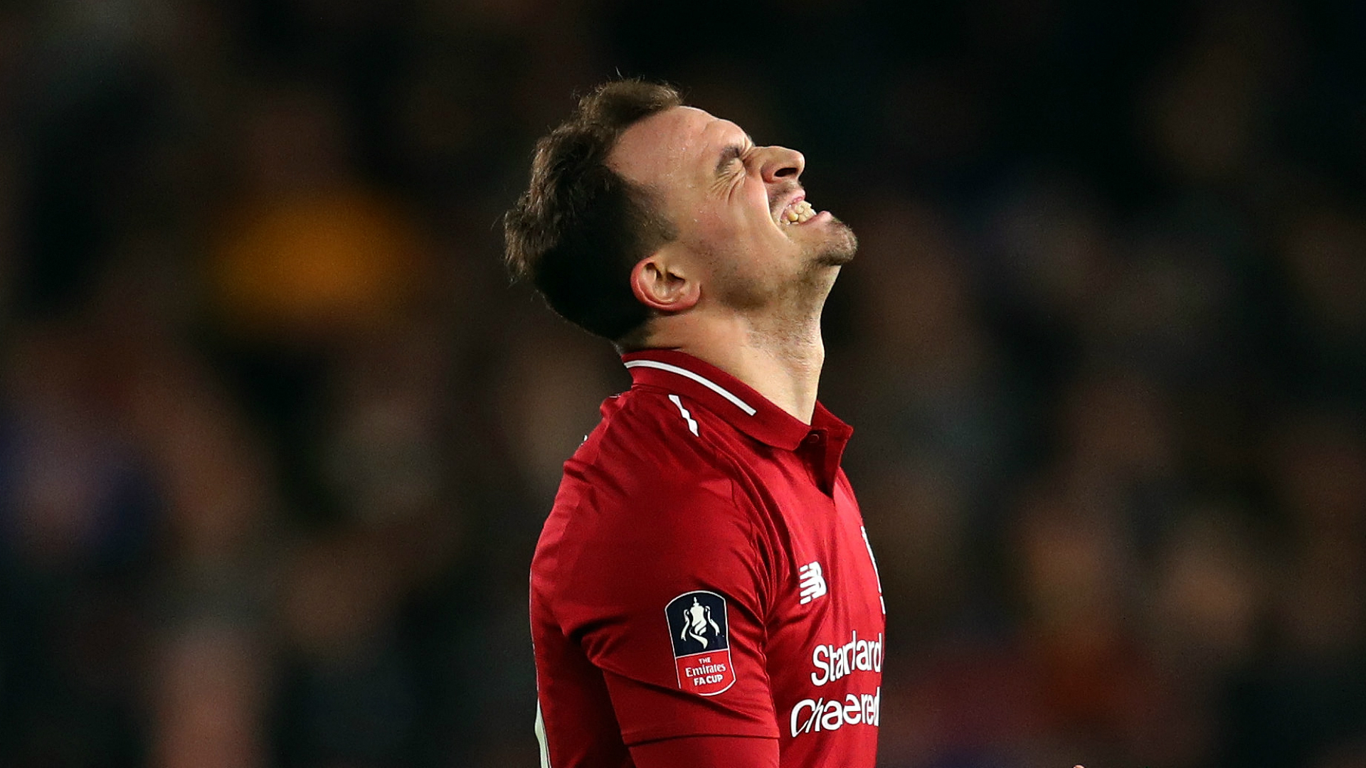 Klopp appears to confirm Shaqiri is set to leave Liverpool