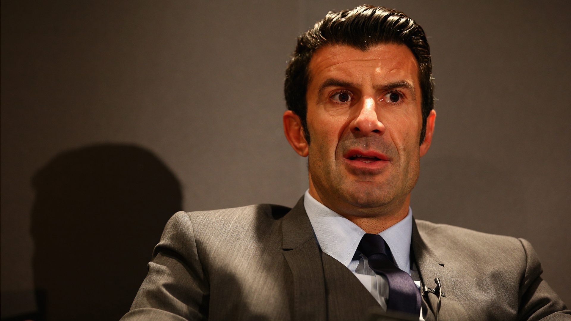 Figo: European Premier League would destroy football