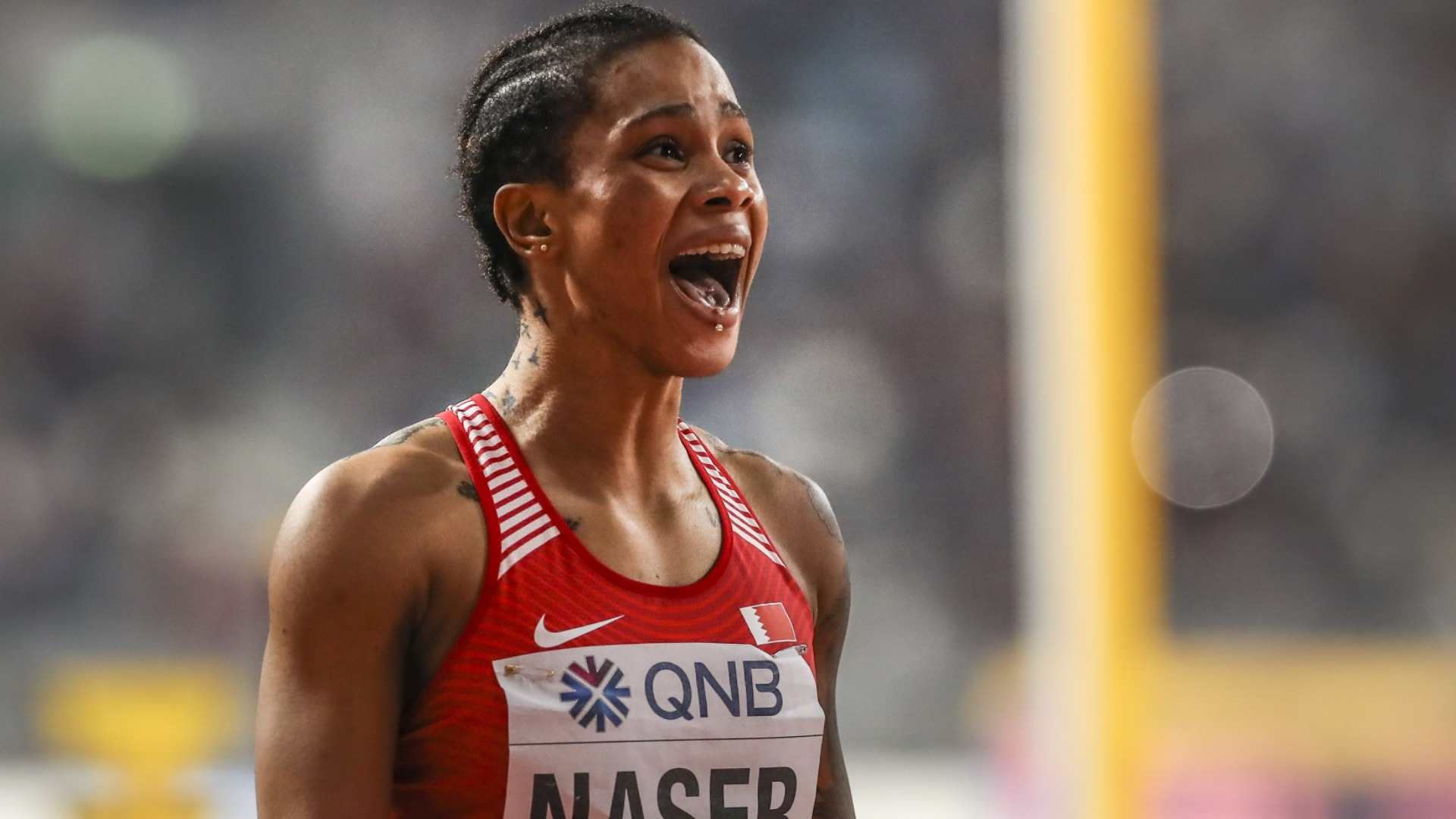 Salwa Eid Naser anti-doping charges dismissed