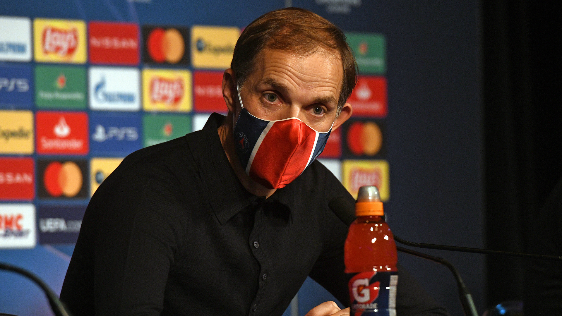 PSG boss Tuchel laments absence of fans: Very difficult playing behind closed doors