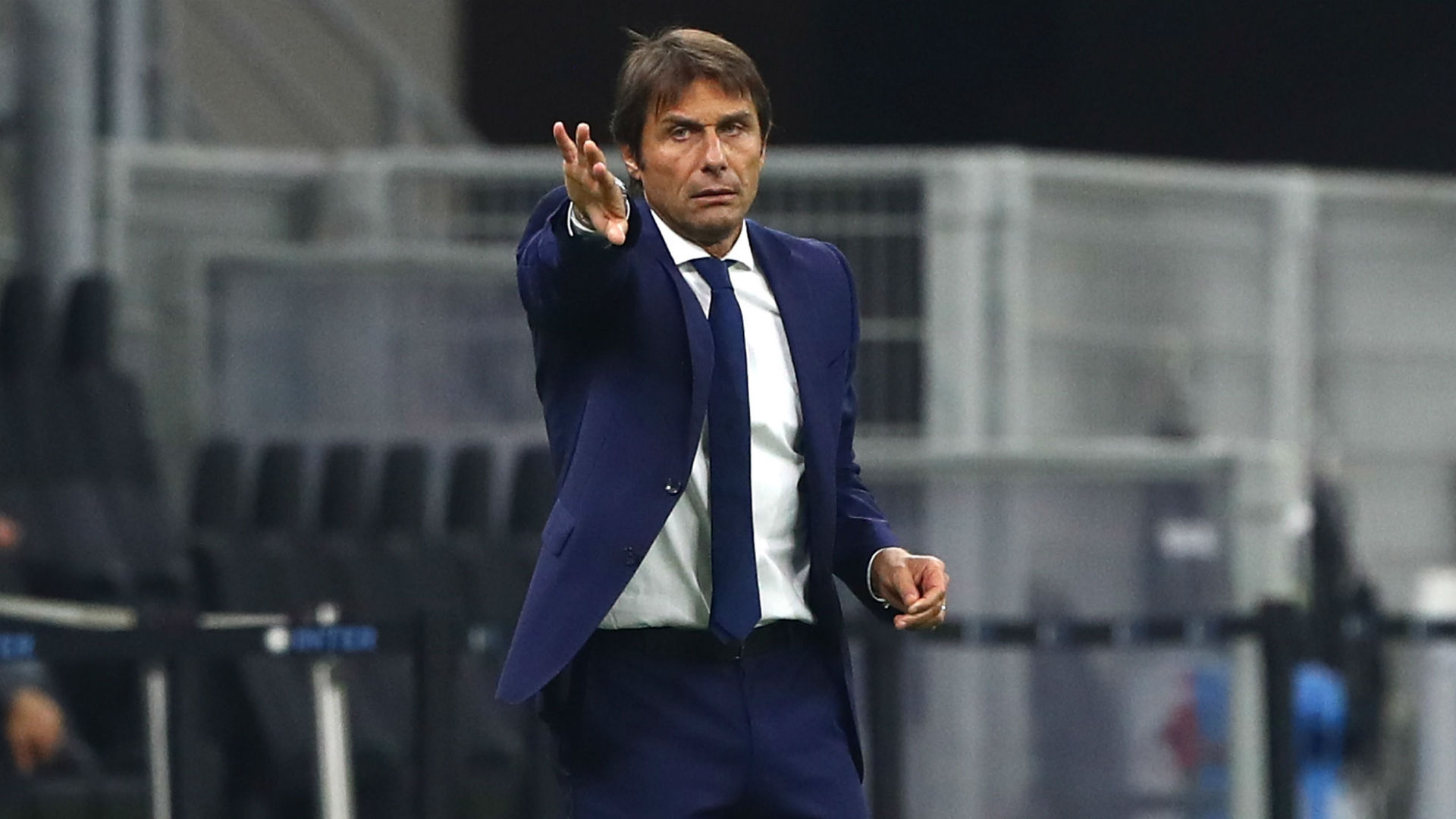 Inter boss Conte goes easy on players after last-gasp Champions League draw