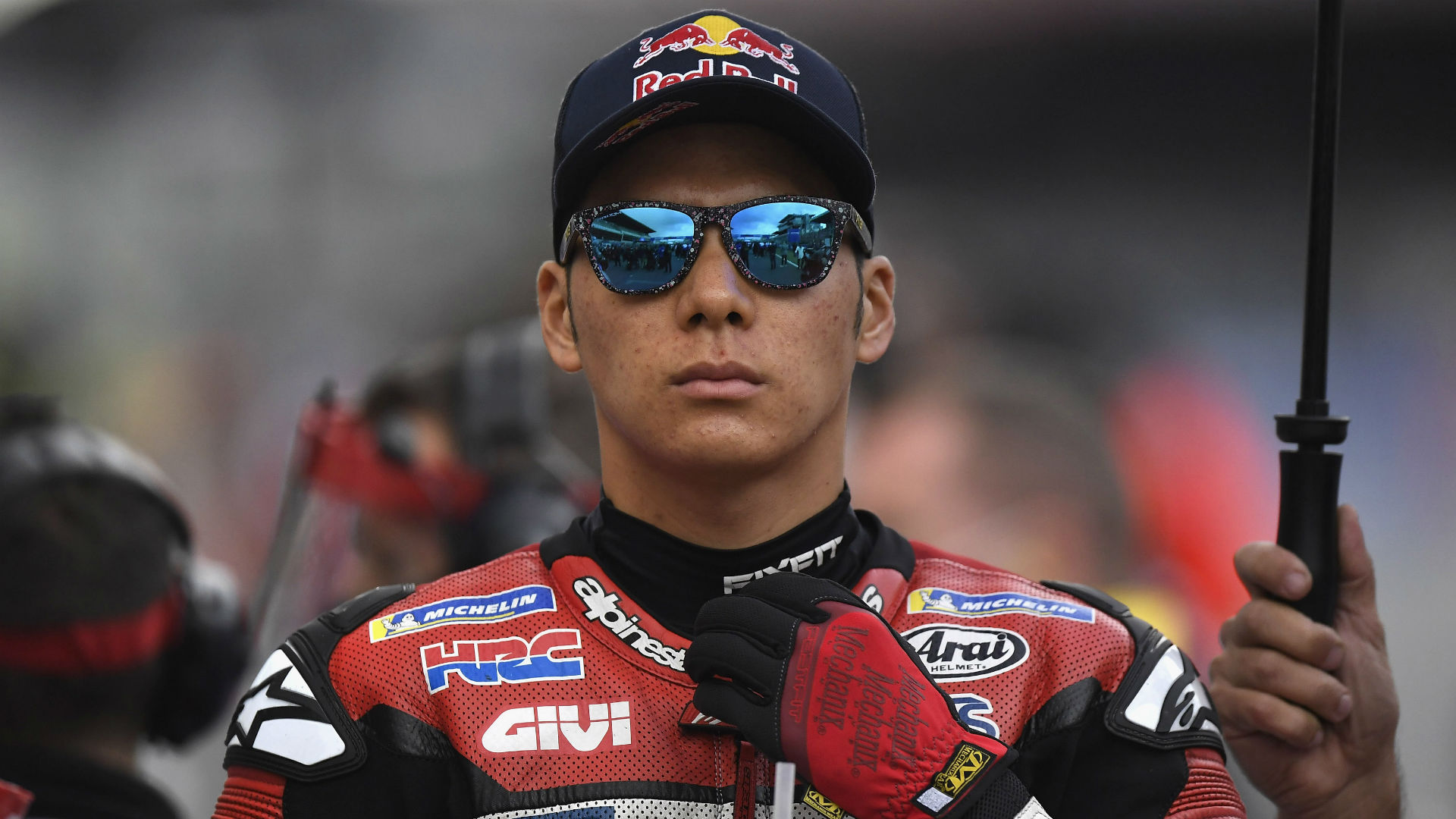 Nakagami to stay with LCR as part of multi-year deal with Honda