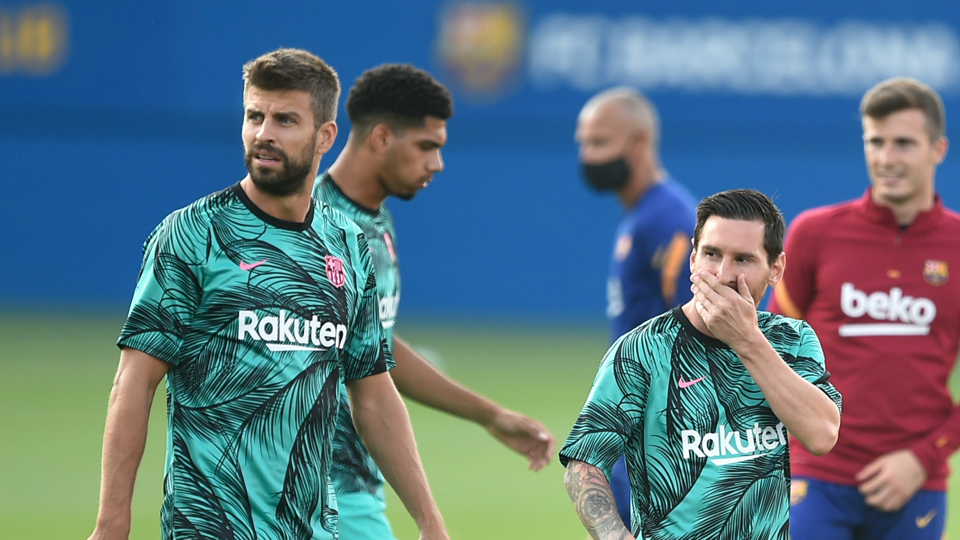 Messi earned the right to leave Barcelona – Pique hits out at Bartomeu for poor handling of transfer saga
