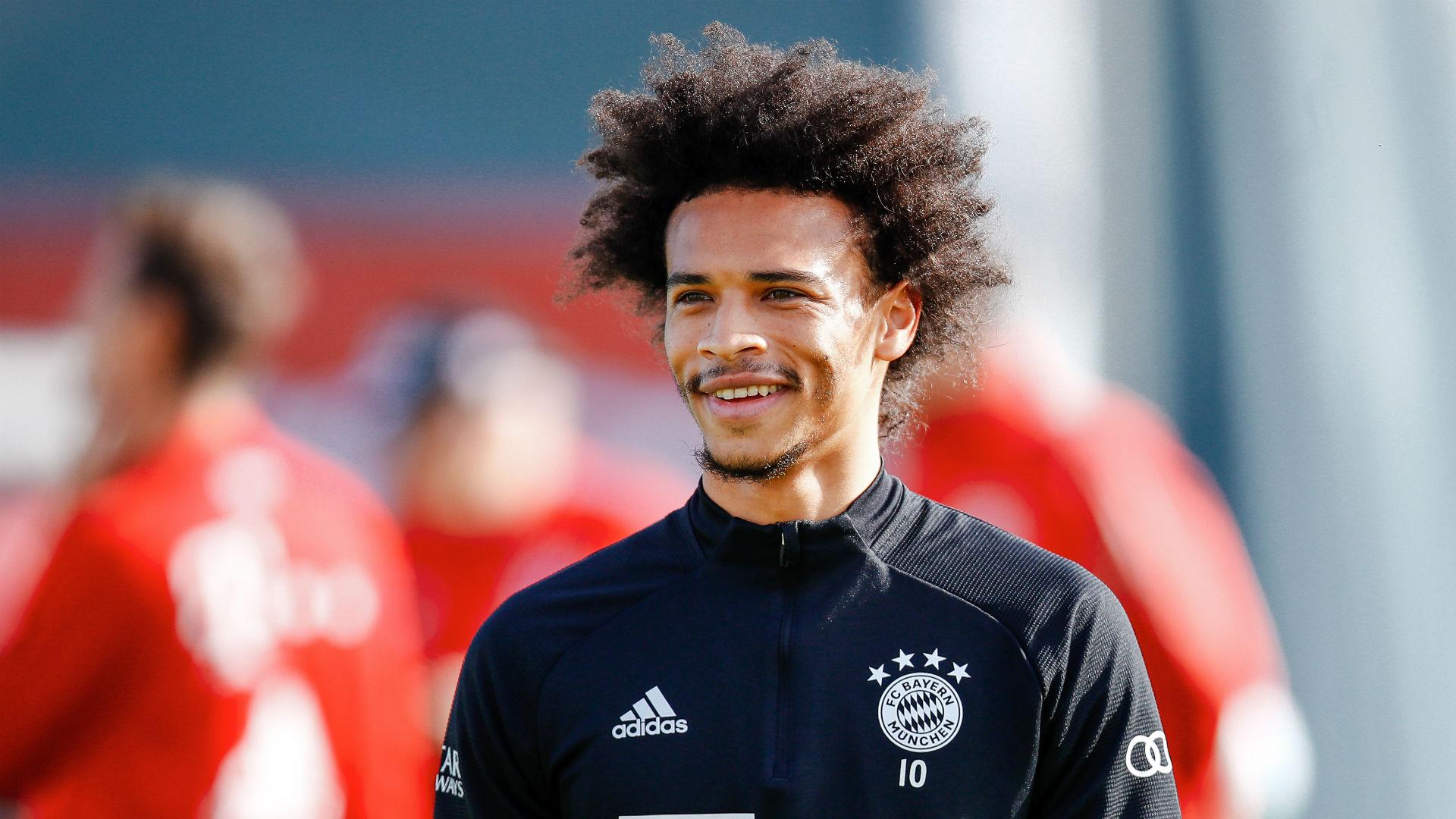Sane to return to Bayern squad for Frankfurt clash