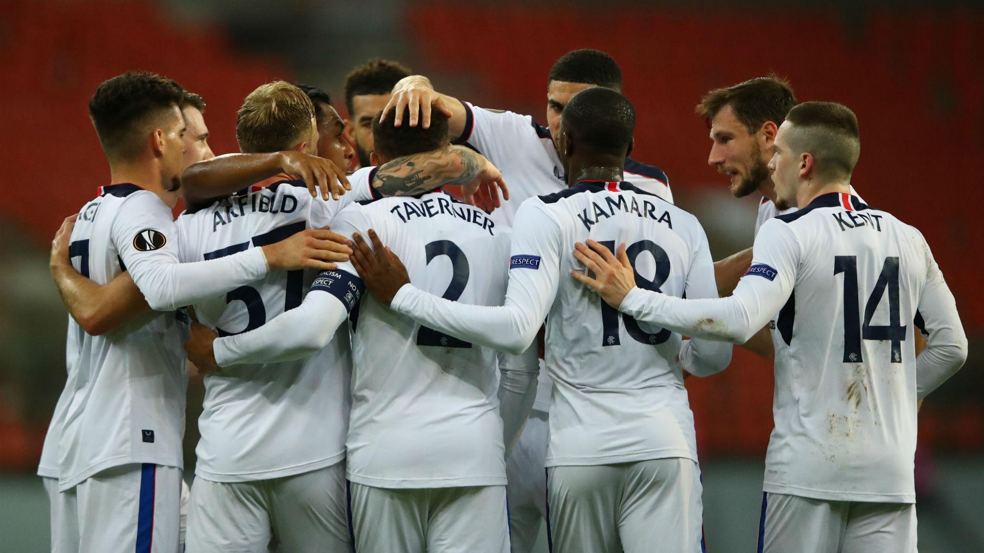 Standard Liege 0-2 Rangers: Roofe raises the bar after Tavernier hits the spot