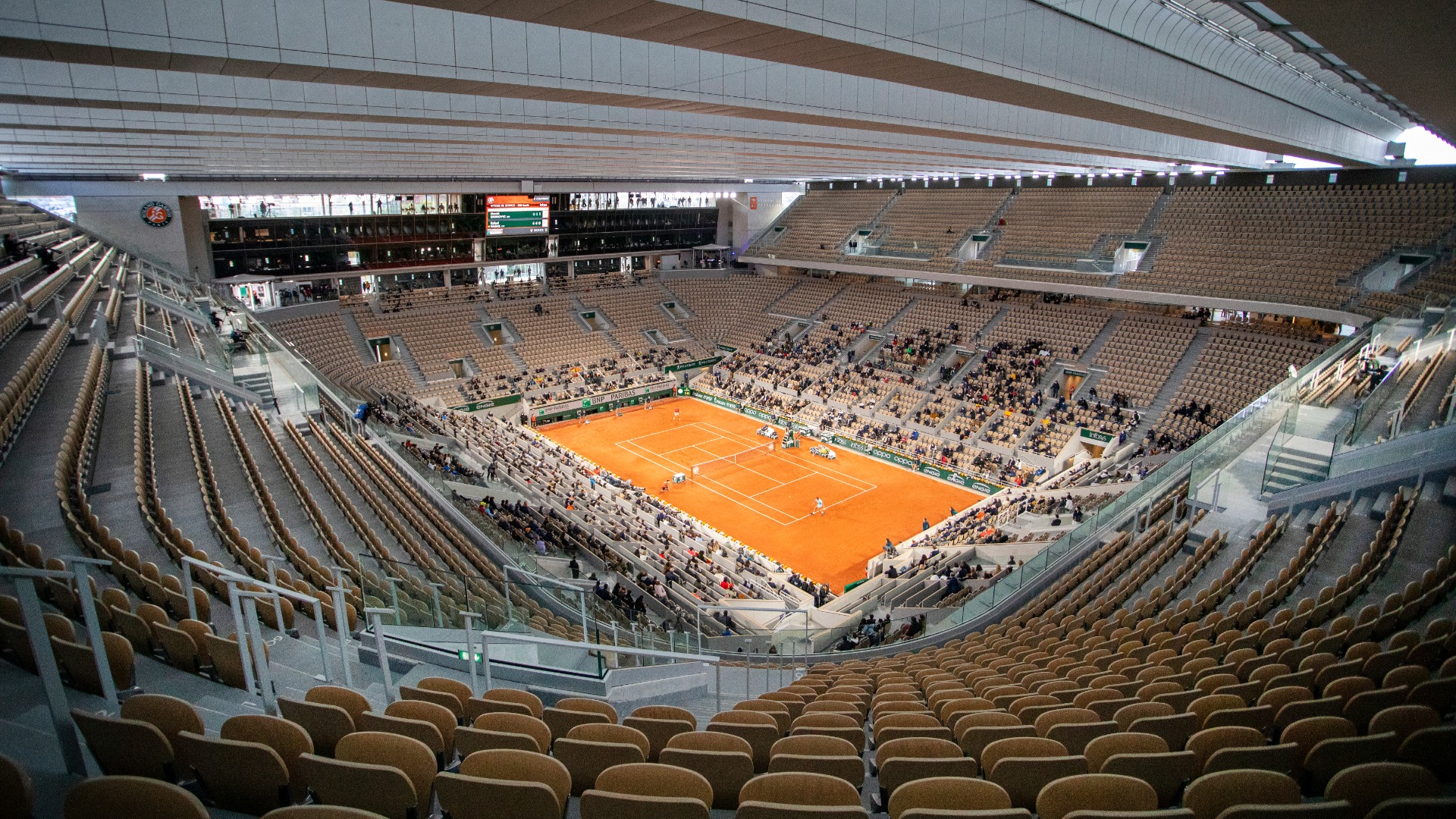 ICSS encouraged by response to match-fixing fears at Roland Garros