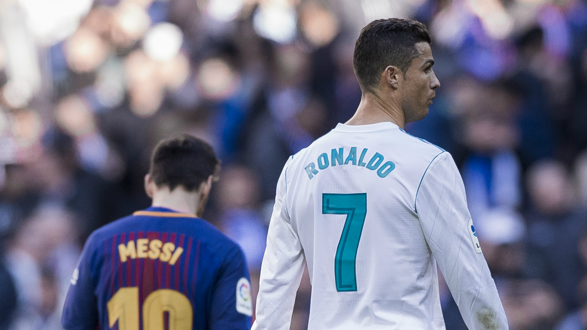 Messi is out of this world, Ronaldo a born champion - Pjanic