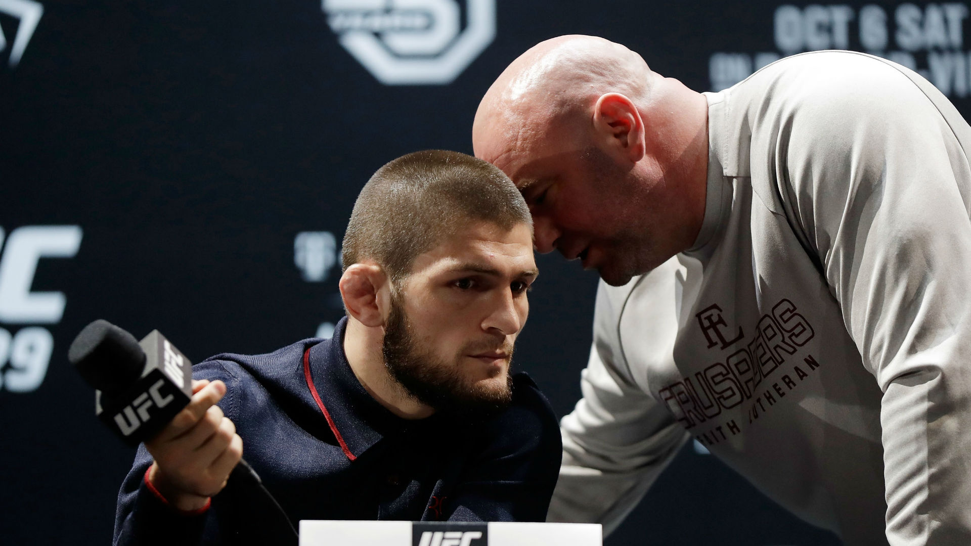 White planning to let Khabib 'emotionally heal' after shock retirement