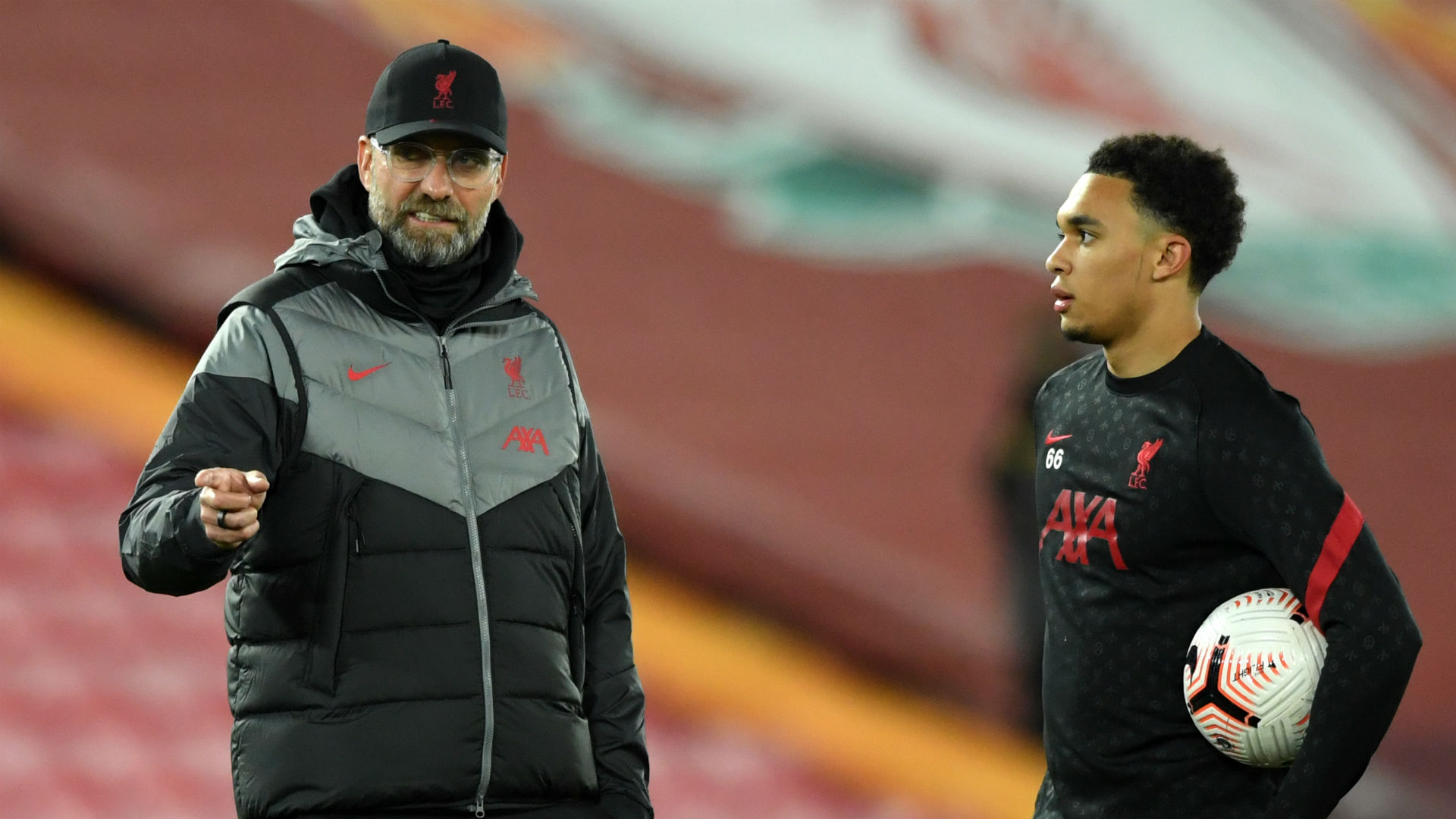 Liverpool players earned easier wins after Sheffield United test, says Klopp