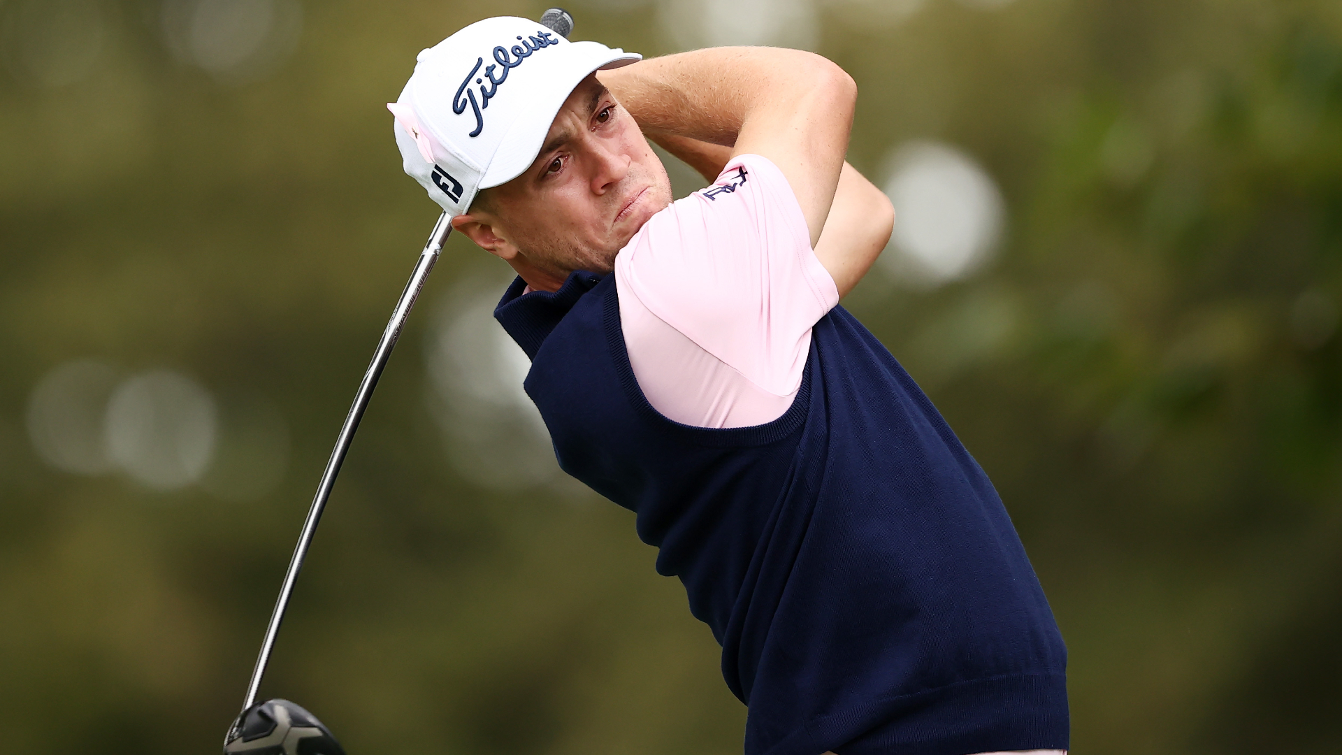 Thomas leads as Rahm surges into contention in California