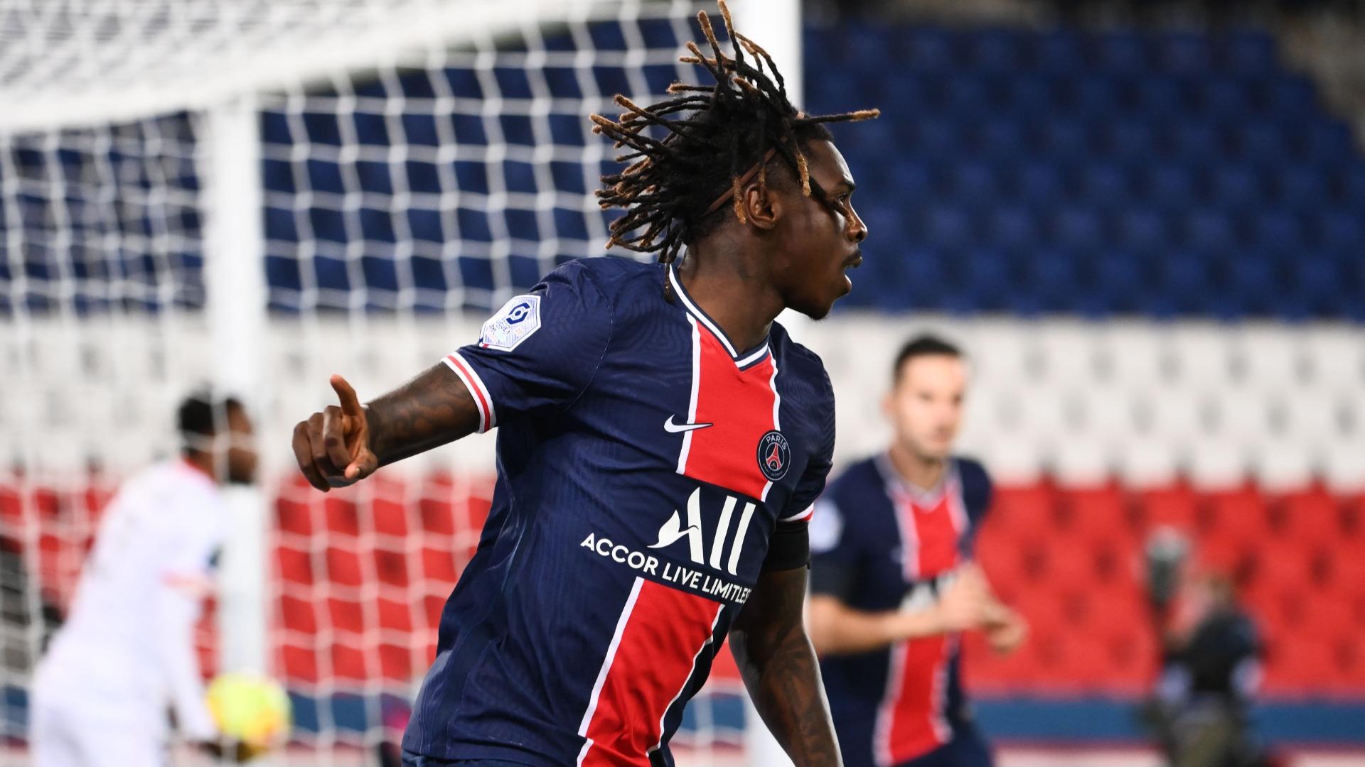 Paris Saint-Germain 4-0 Dijon: Kean off the mark with first-half double