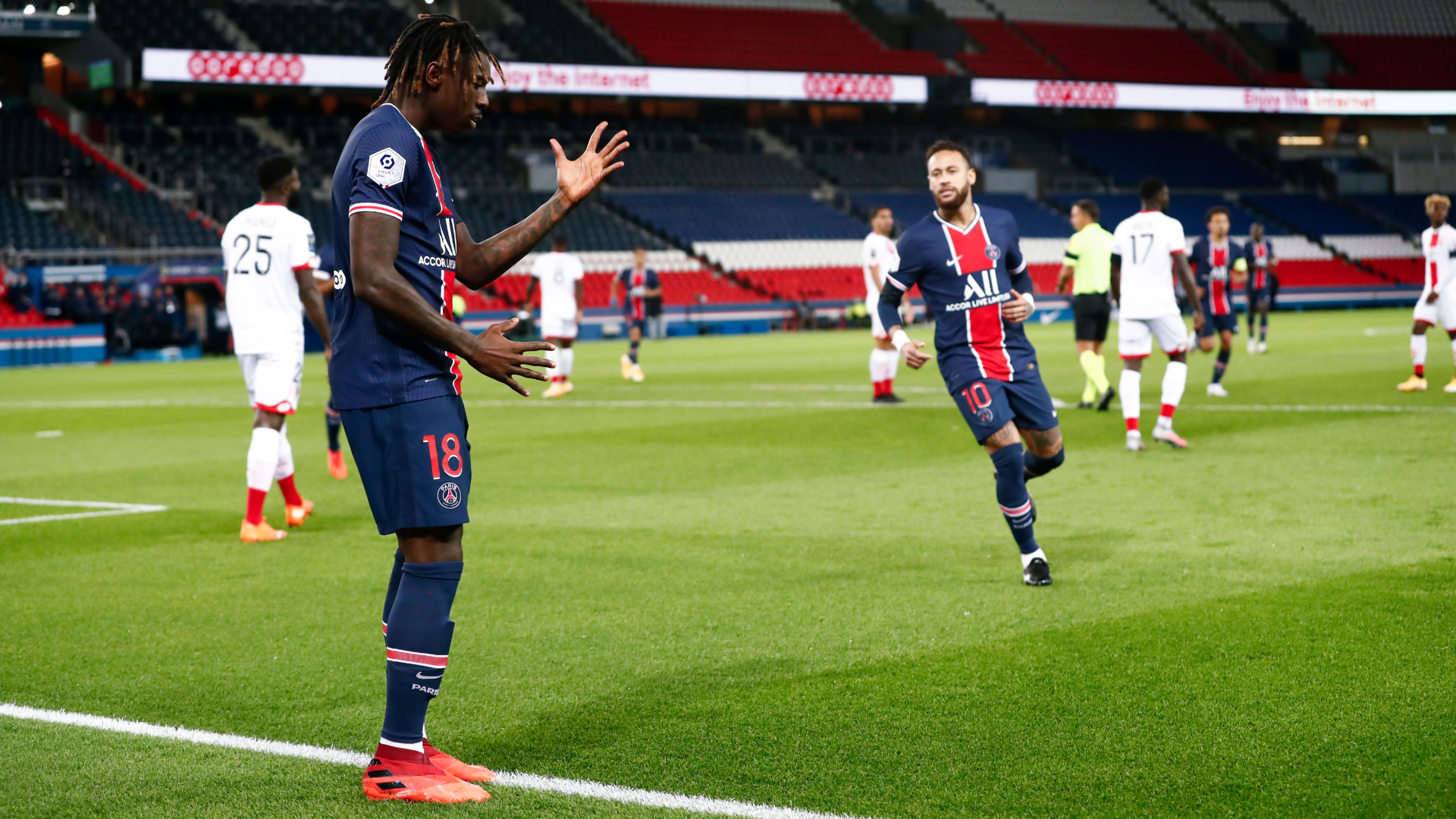Tuchel Praises Kean After Forward S First Psg Goals Football News Stadium Astro