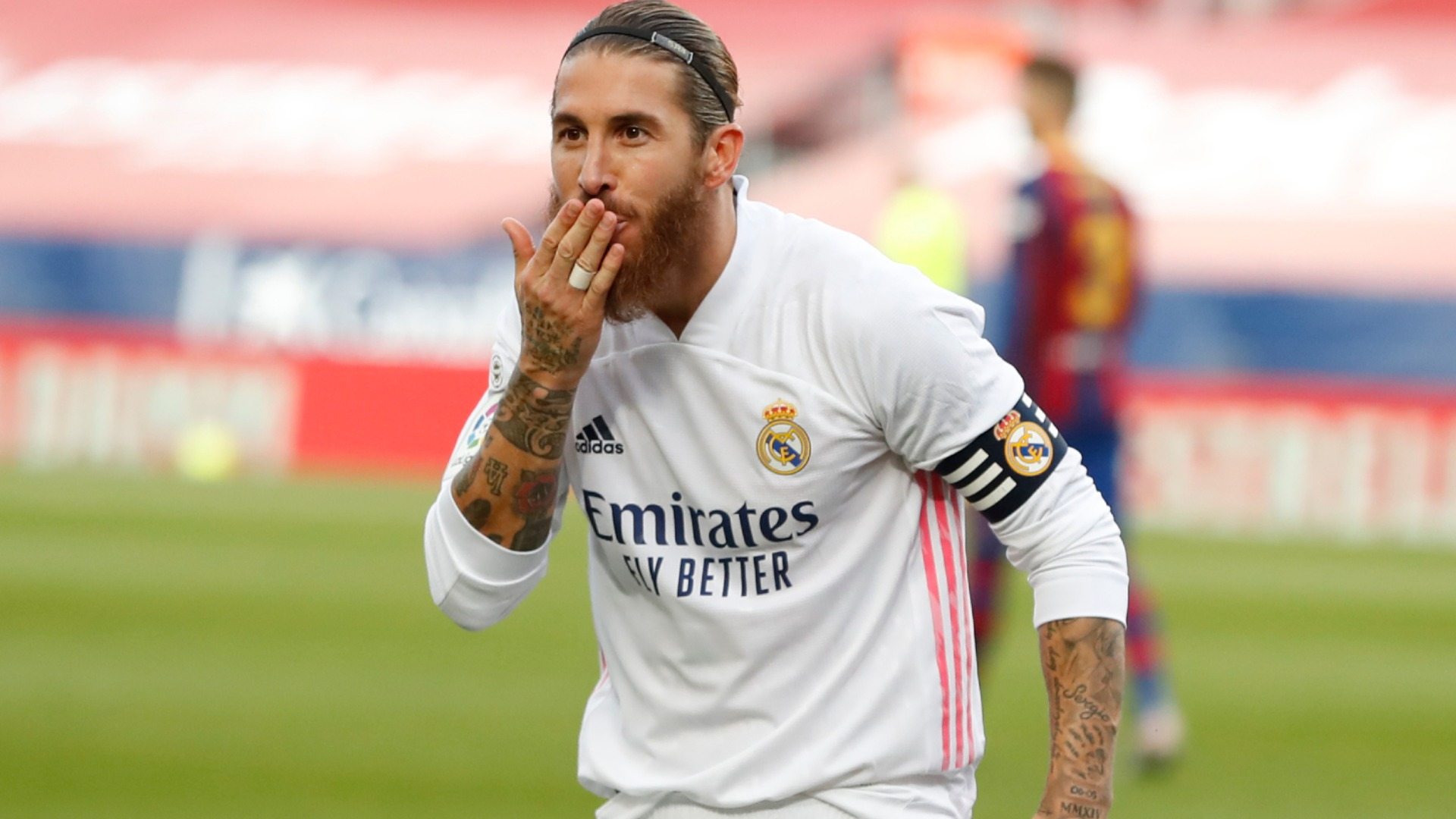 Imperious Ramos leaves us wondering exactly what Koeman's Barcelona are supposed to be