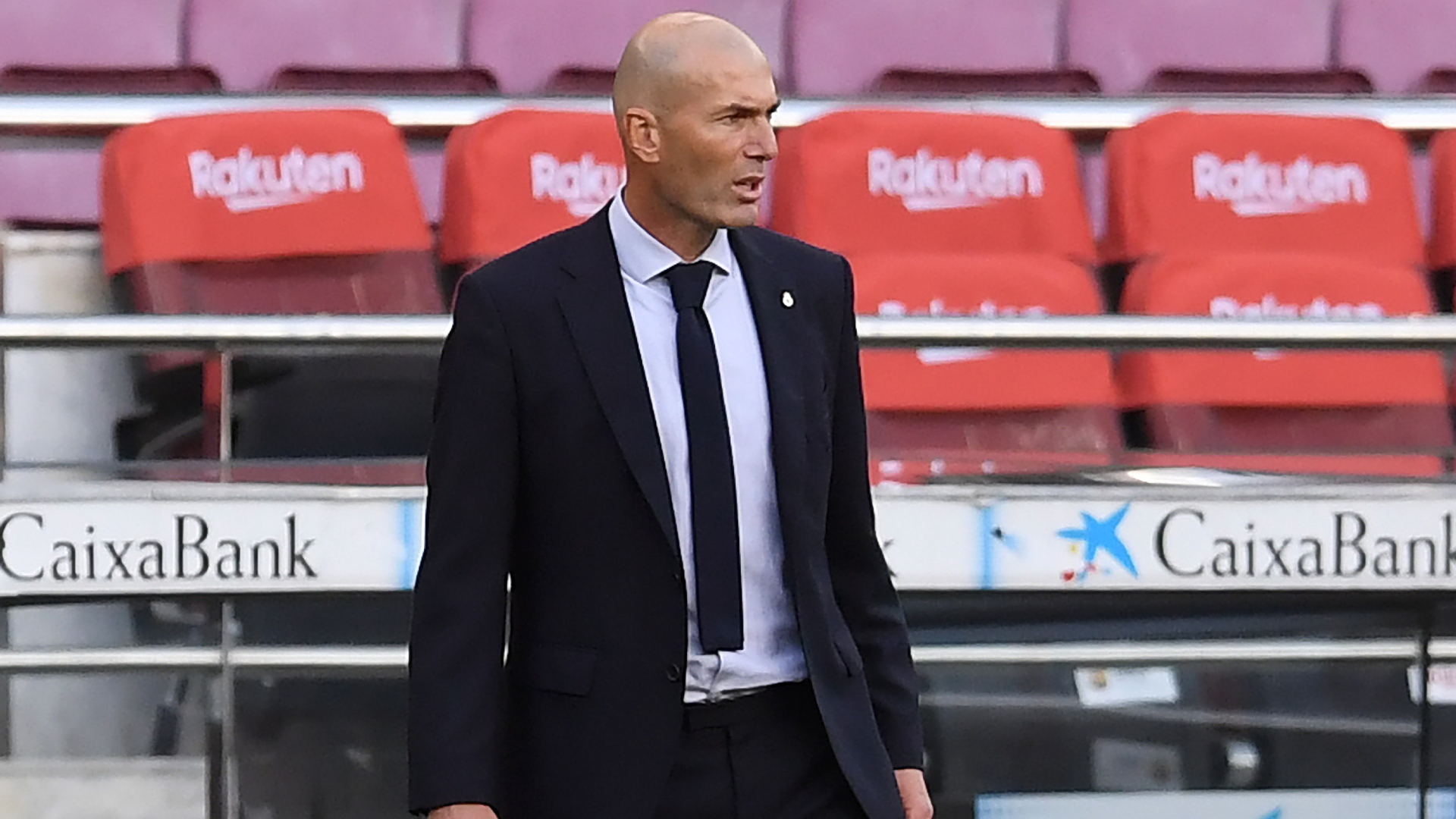We're not here to shut them up – Zidane unfazed by critics after Clasico win