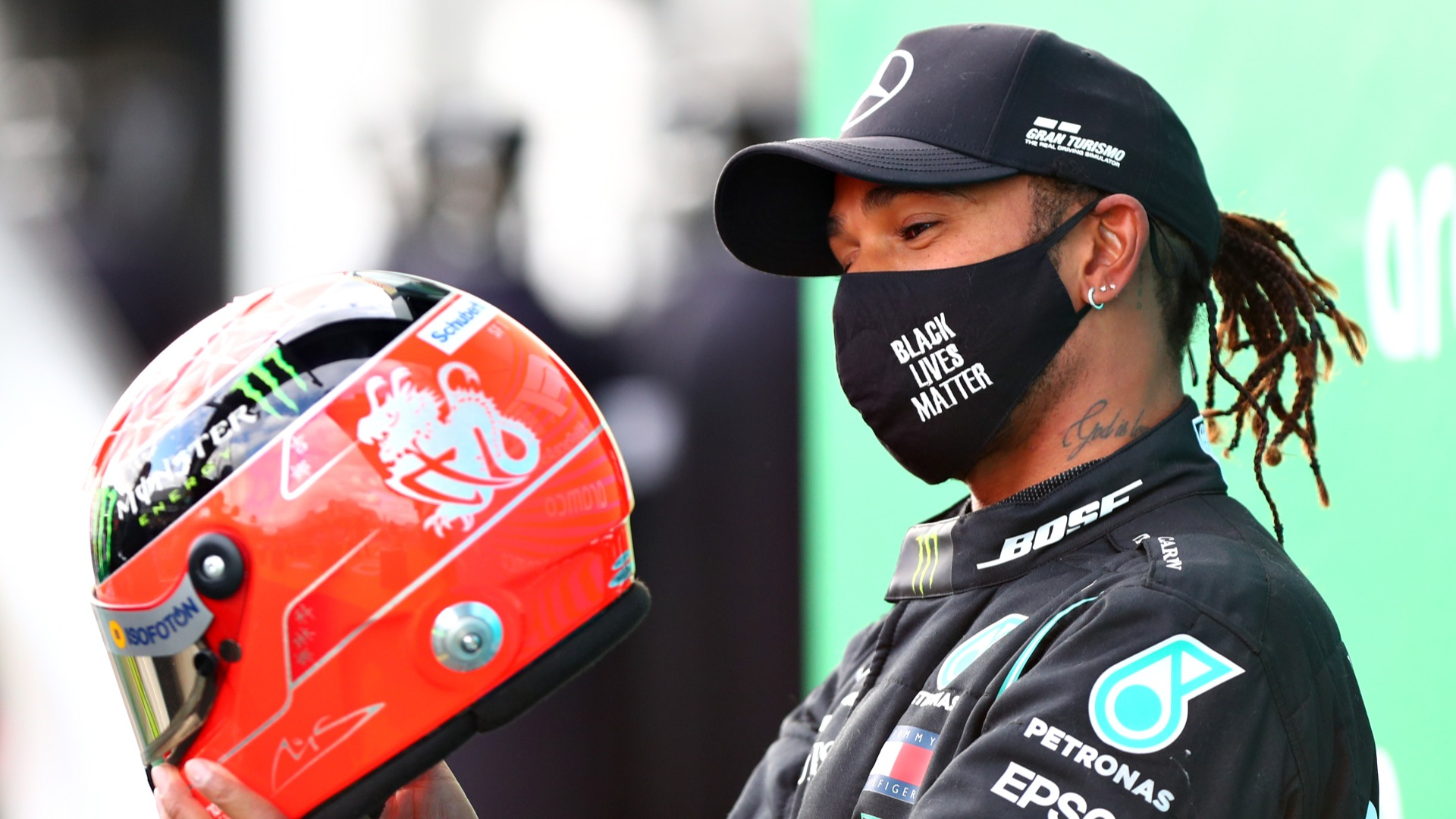 Hamilton's winning record in numbers - and the Schumacher benchmarks still to be beaten