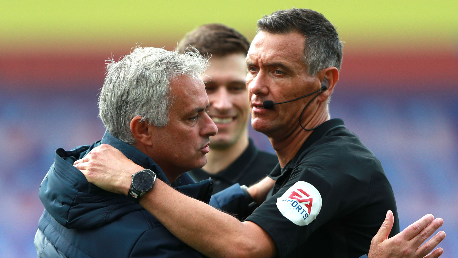 We cannot accept VAR mistakes – Mourinho