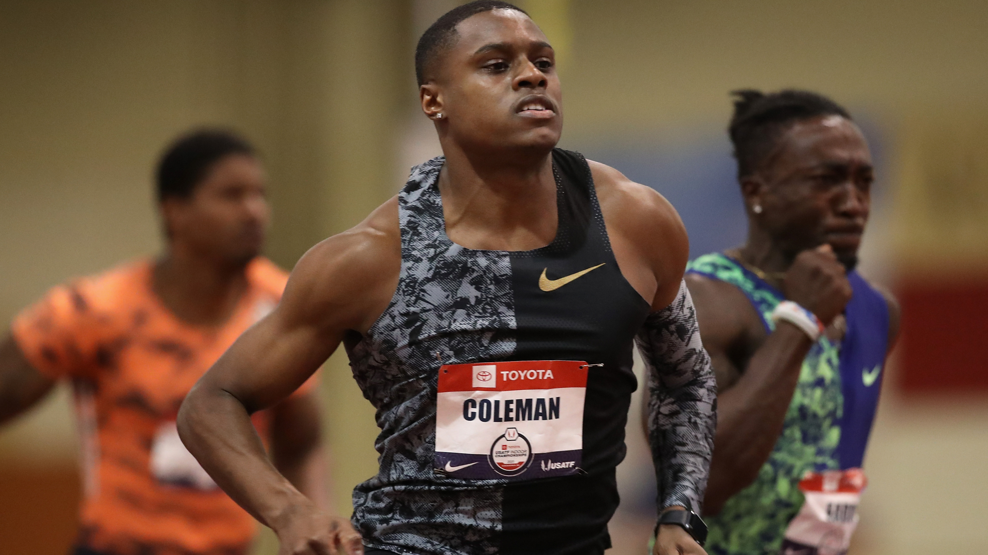 World 100m champion Christian Coleman banned for two years