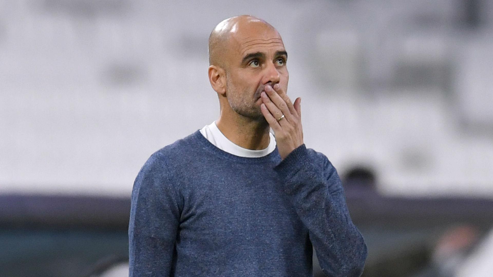 Guardiola understands criticism but confident Man City will improve